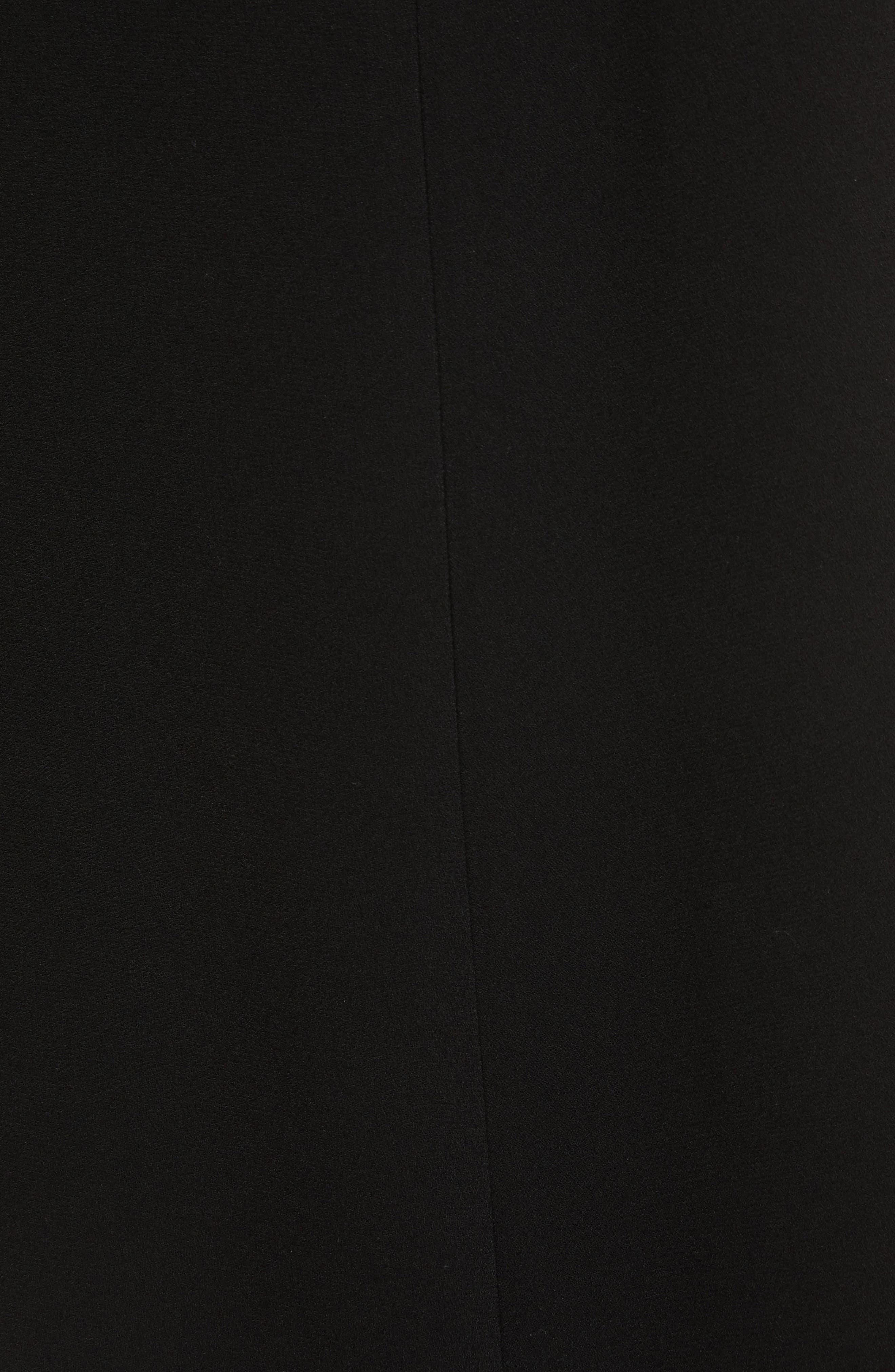 Alternate Image 5  - ELLERY Preacher Satin Crepe Dress