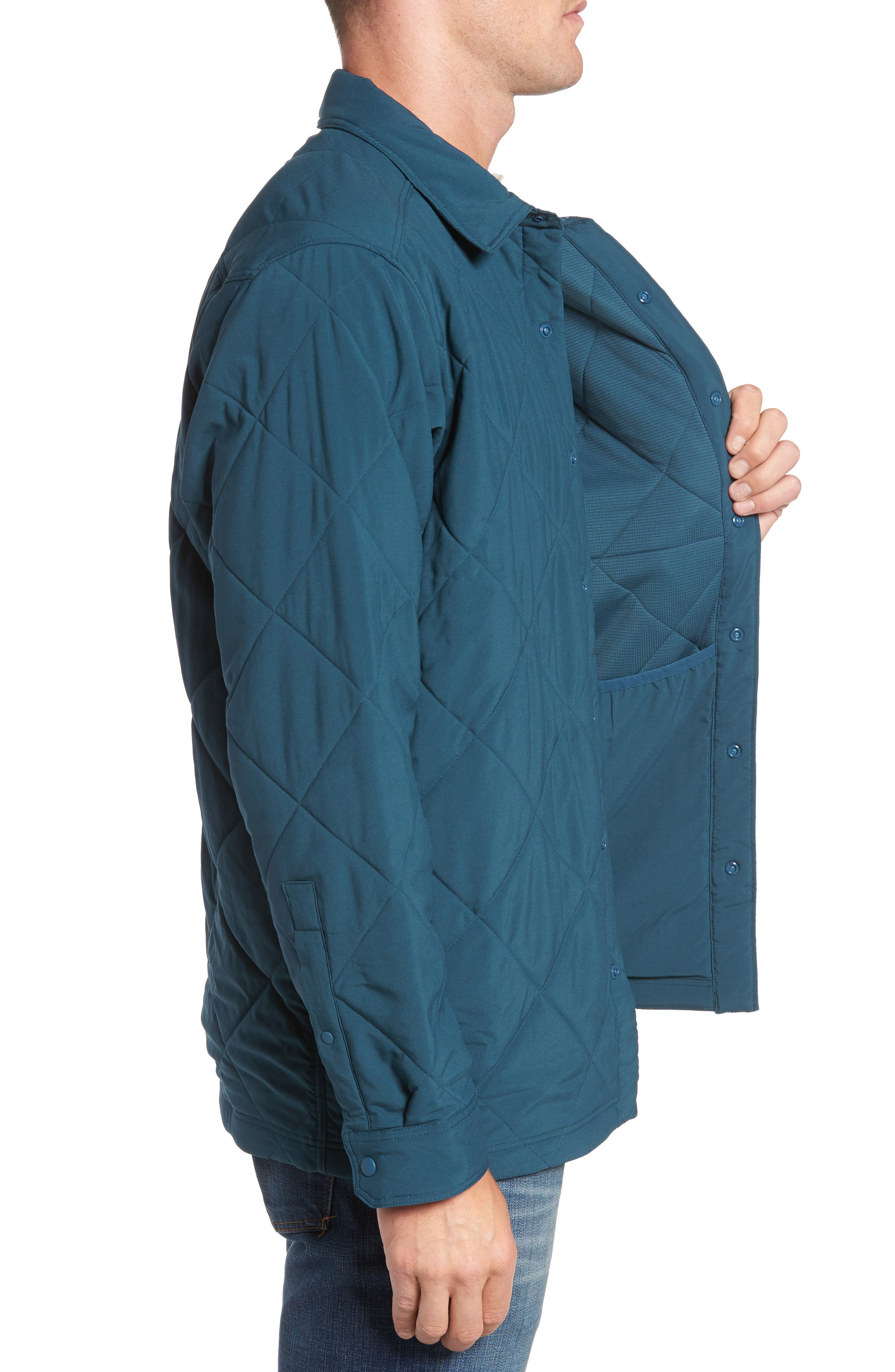 Alternate Image 3  - Patagonia Tough Puff Shirt Jacket