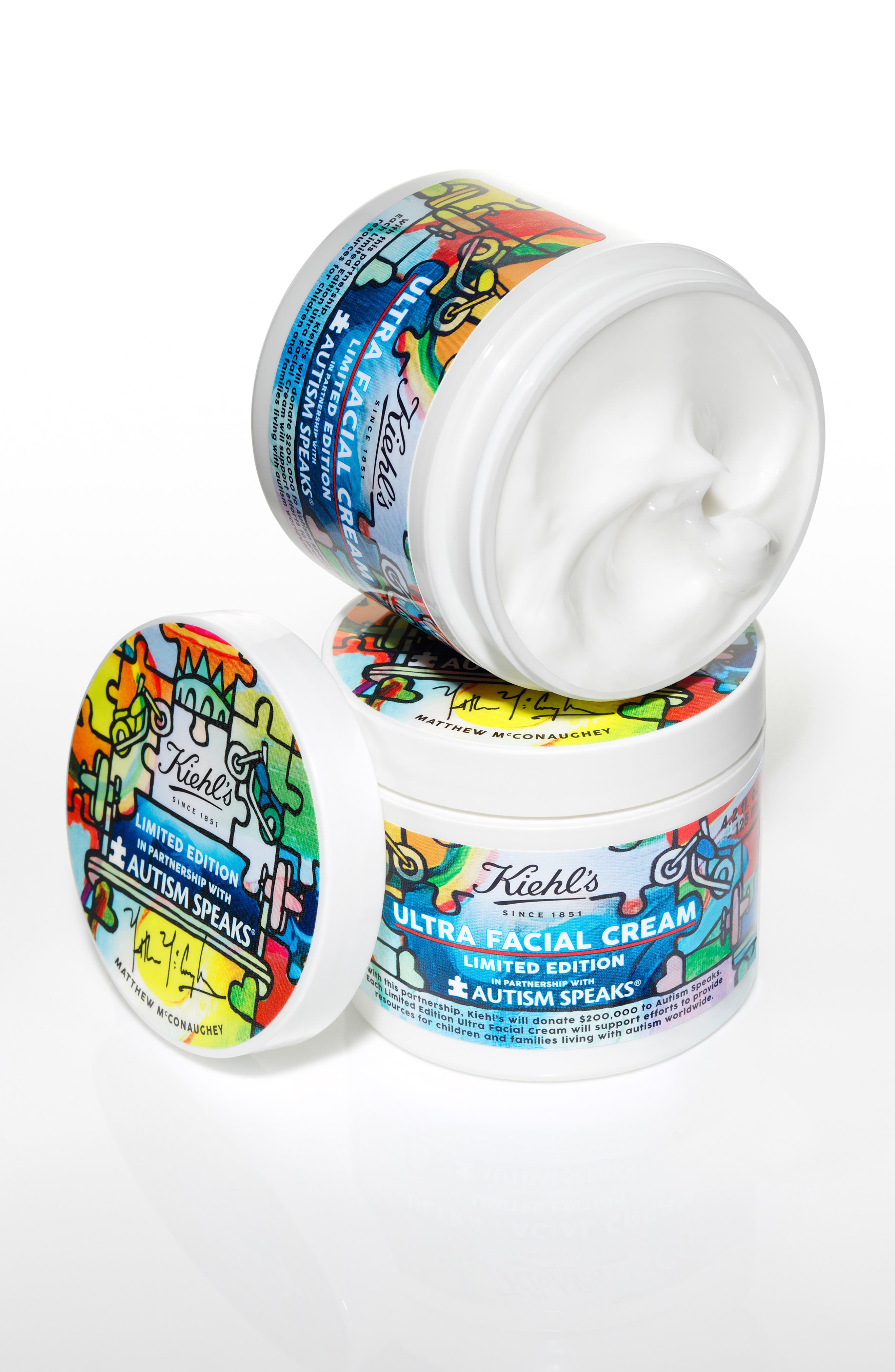 Main Image - Kiehl's Since 1851 Autism Awareness Ultra Facial Cream (Limited Edition)