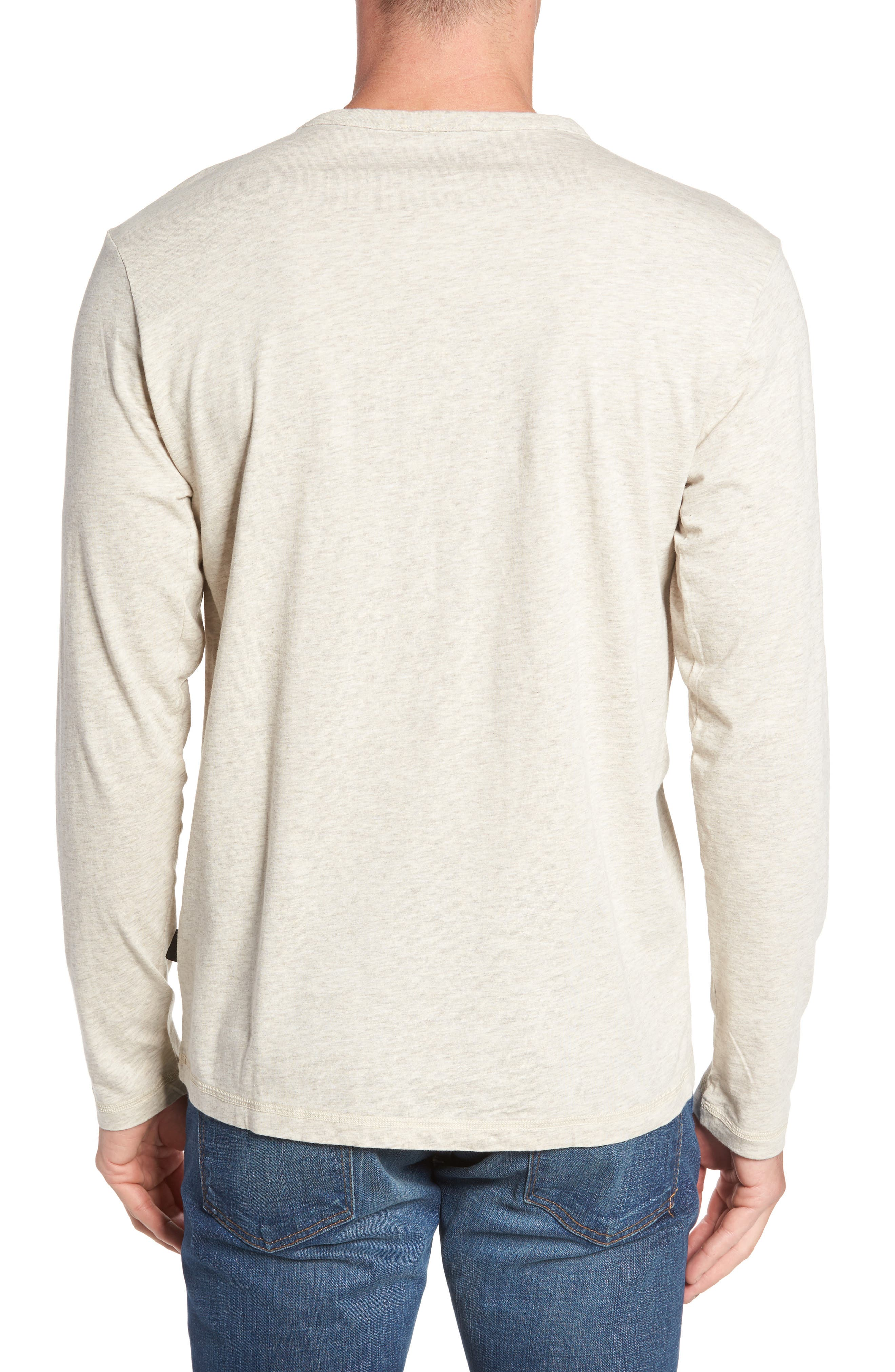 Alternate Image 2  - Patagonia 'Daily' Long Sleeve Organic Cotton Henley