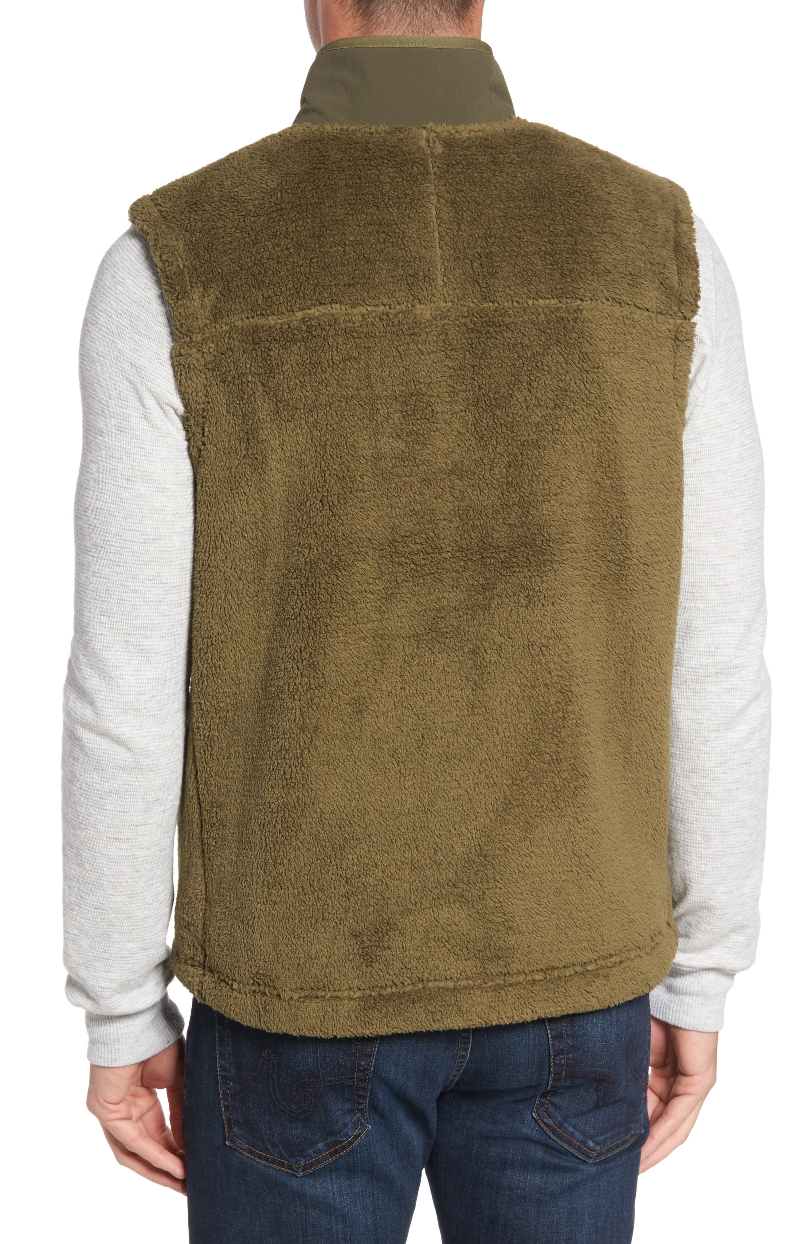 Alternate Image 2  - The North Face Campshire Fleece Vest