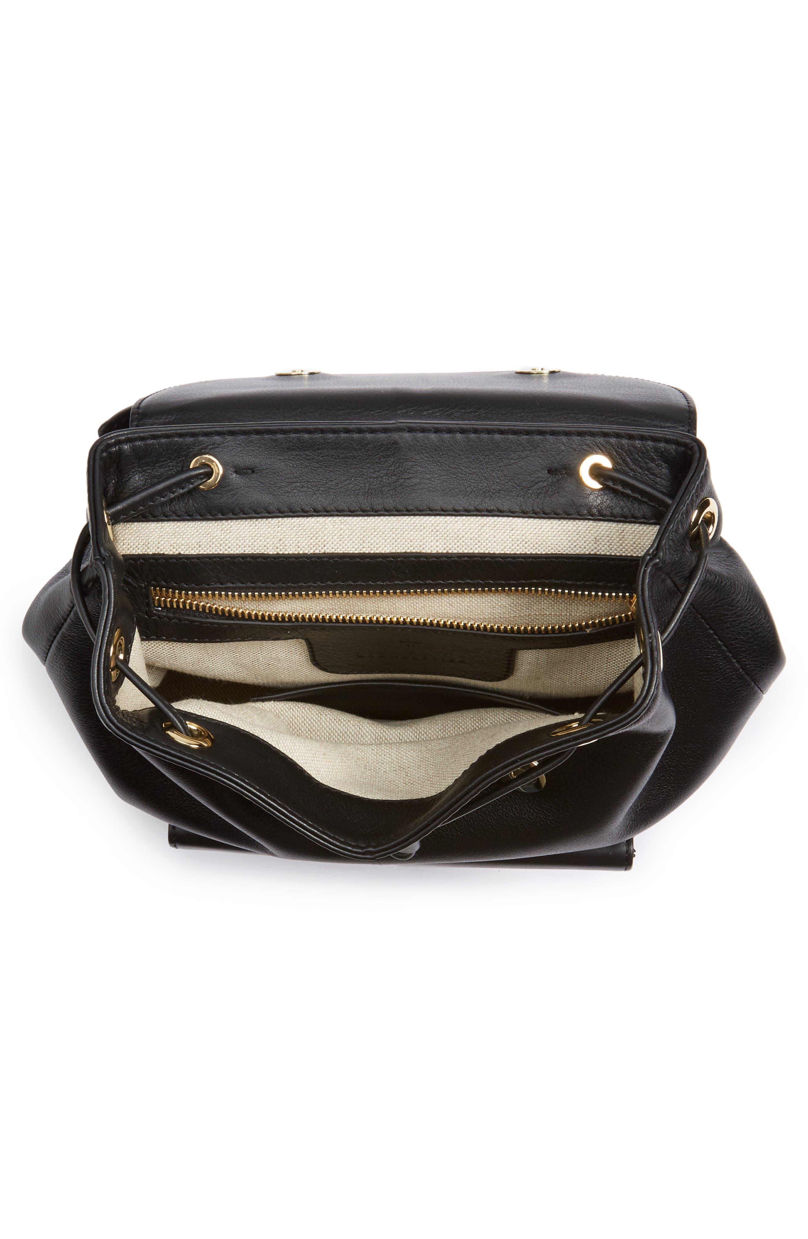 Alternate Image 4  - M2Malletier Calfskin Leather Backpack