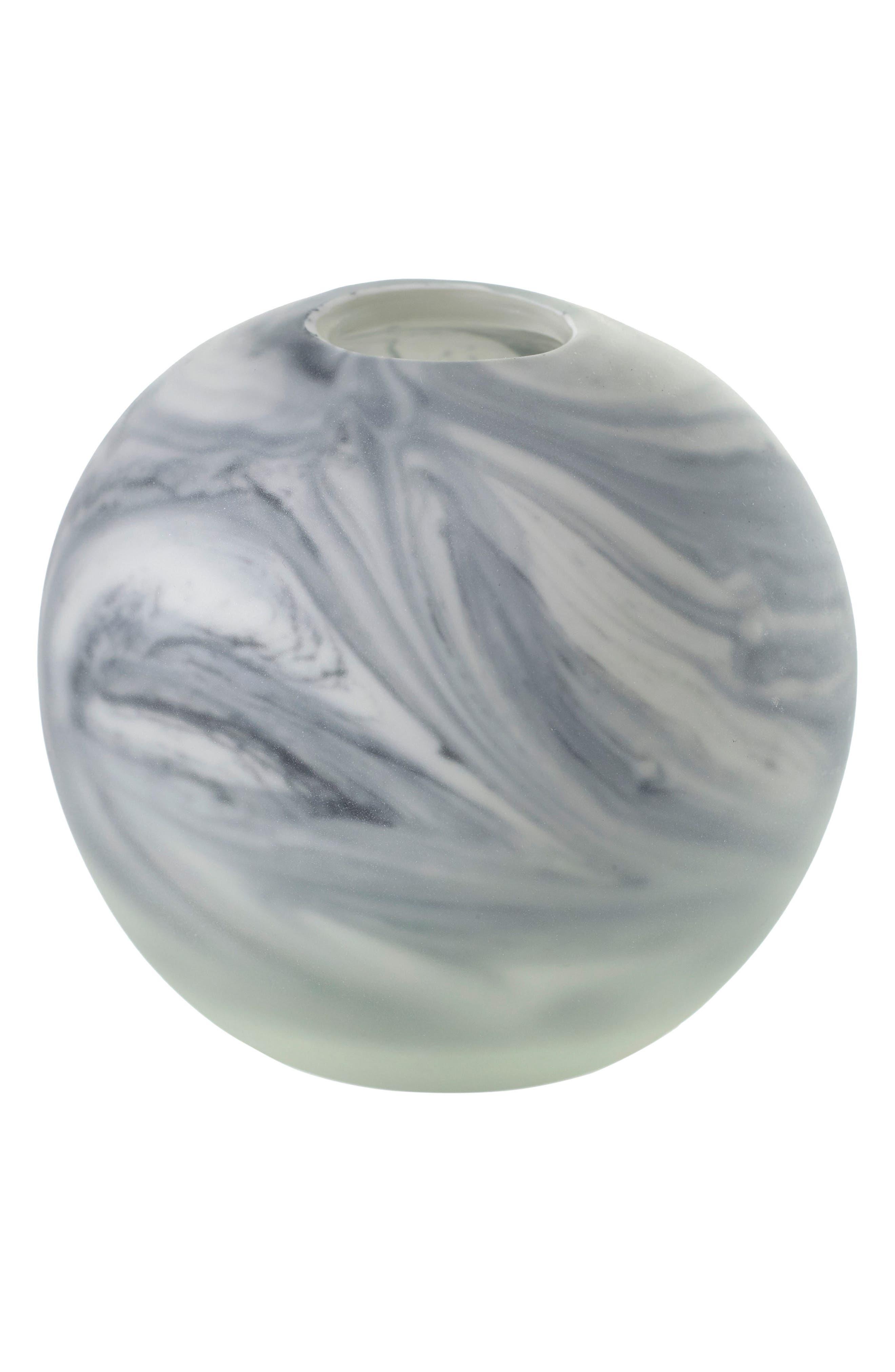 Novelle Vase,                             Main thumbnail 1, color,                             Grey
