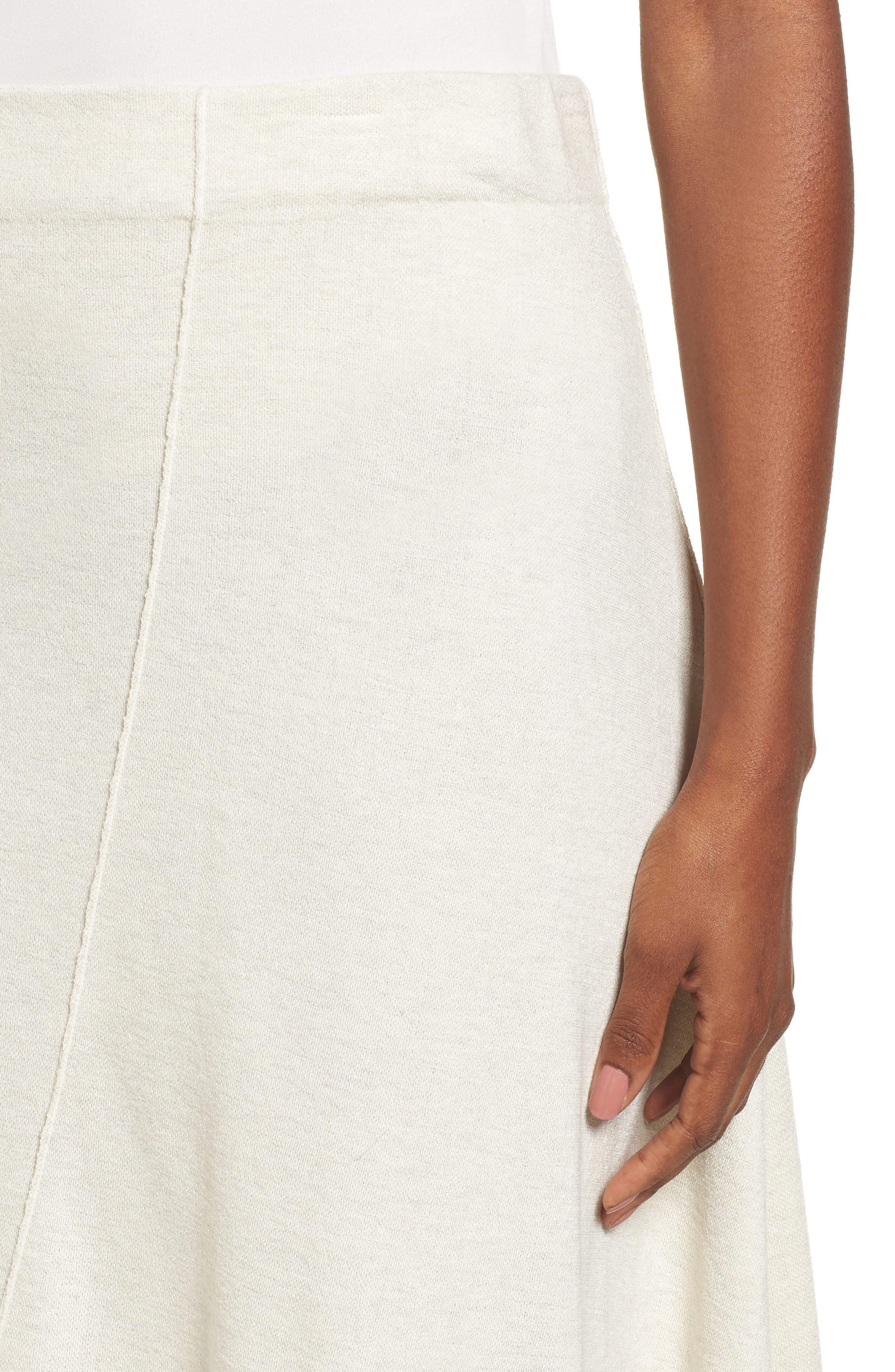 Alternate Image 4  - NIC+ZOE Mod Twirl Skirt (Regular & Petite)