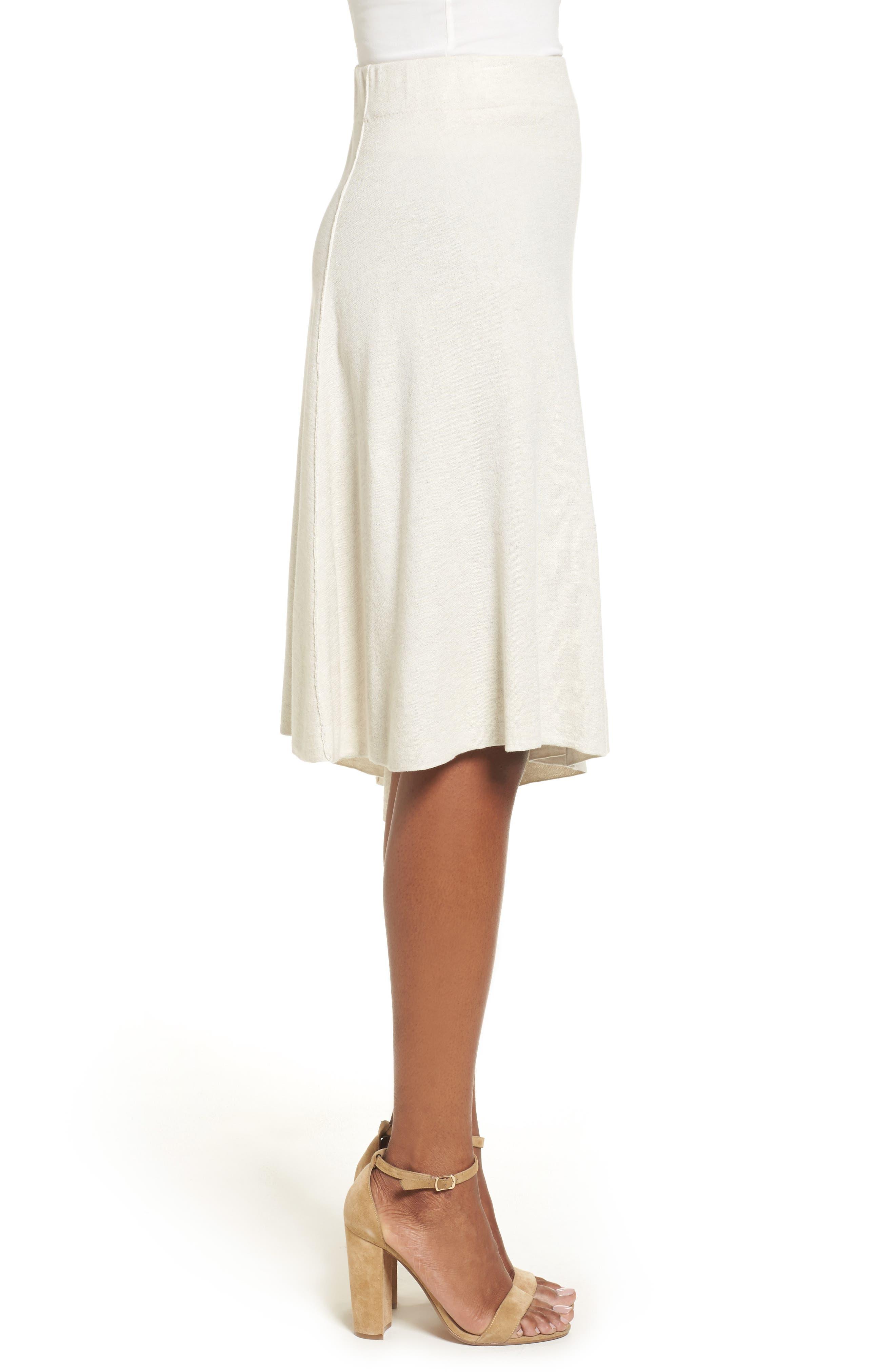 Alternate Image 3  - NIC+ZOE Mod Twirl Skirt (Regular & Petite)