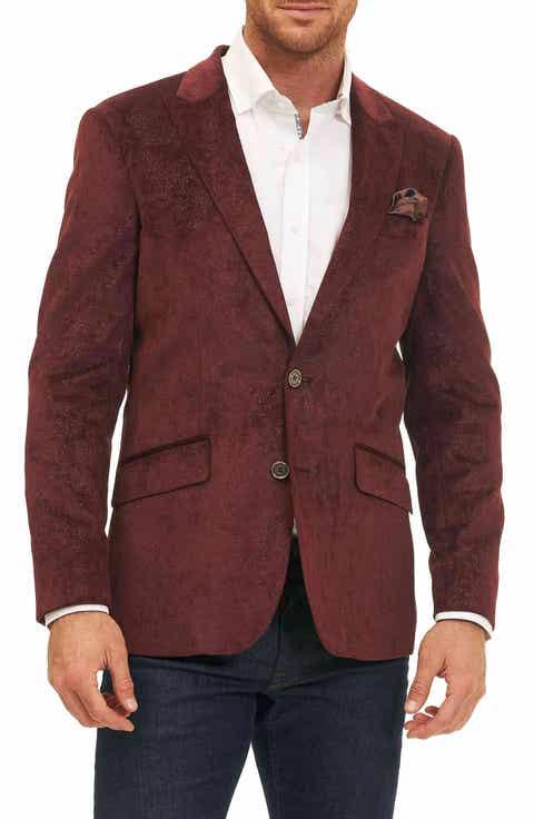Red Blazers & Sport Coats for Men | Nordstrom