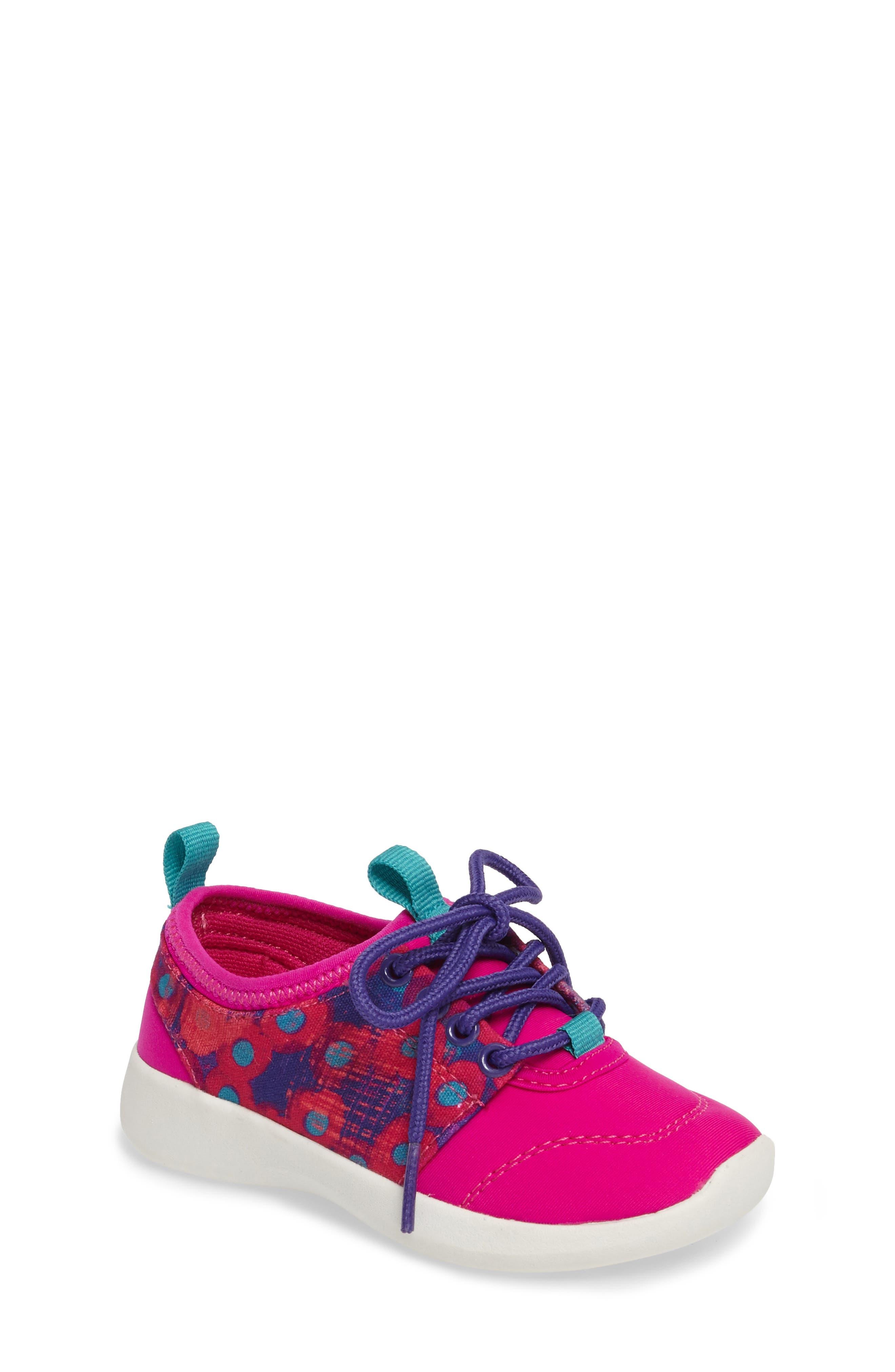 CHOOZE Bolt Sock-Fit Sneaker (Toddler)