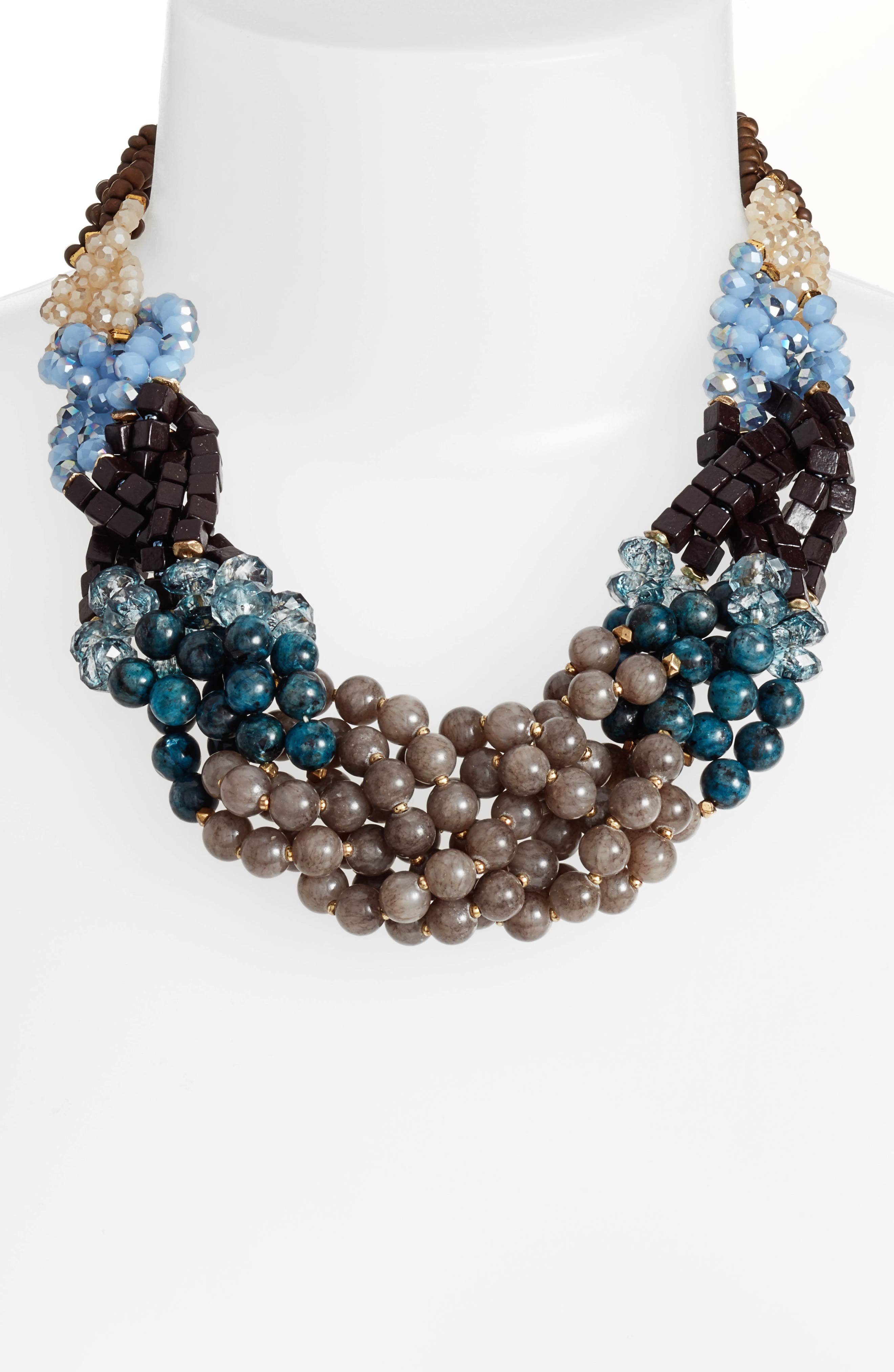 Nakamol Design Braided Short Necklace