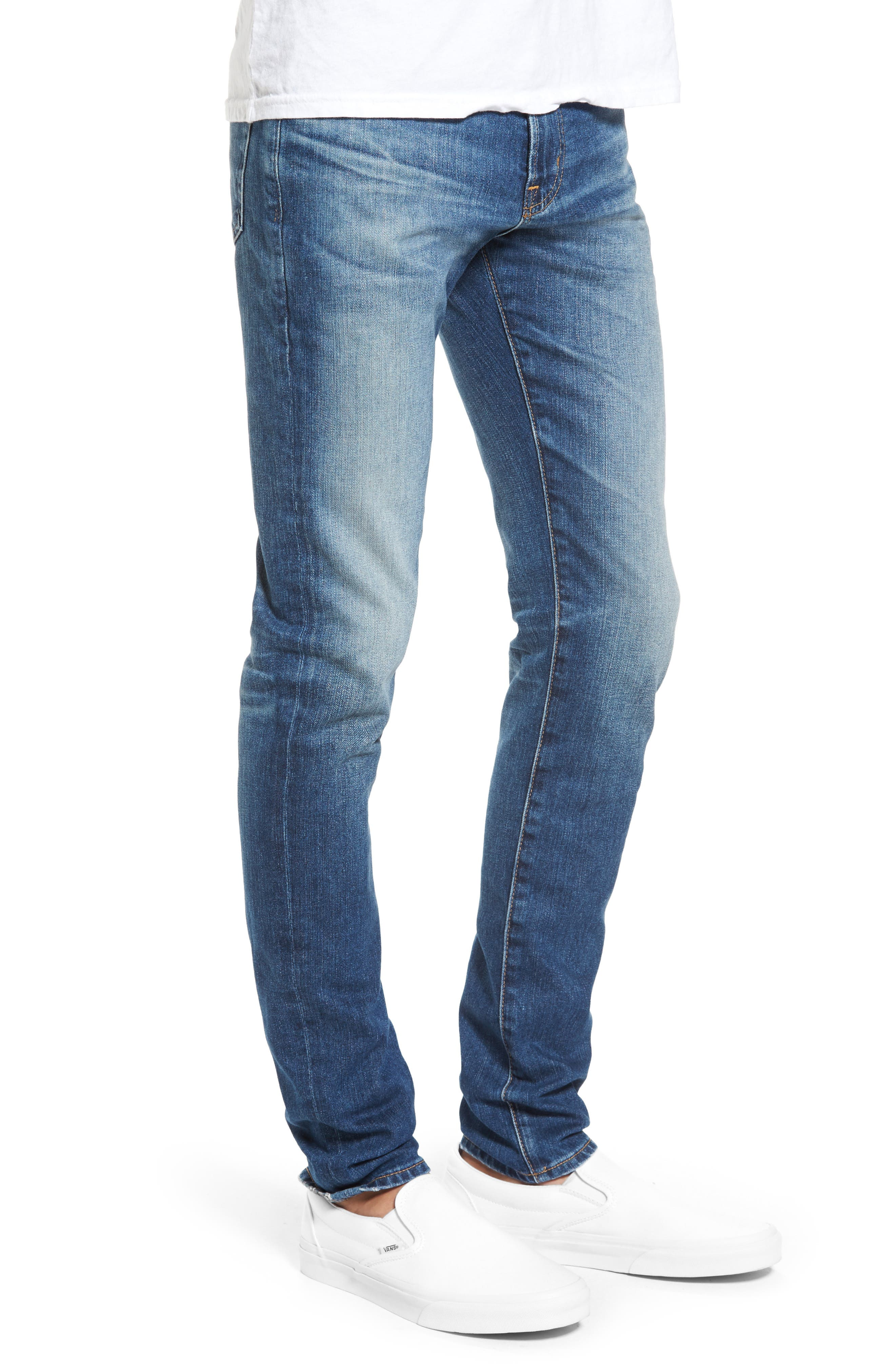 Alternate Image 3  - AG Jeans Stockton Skinny Fit Jeans (16 Years Rave)