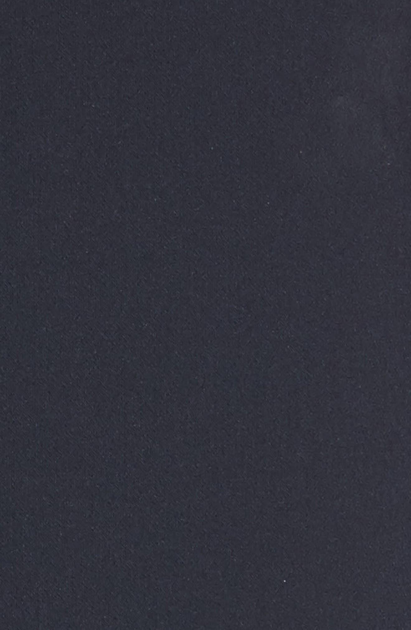 Victor Love Bis Studded Jacket,                             Alternate thumbnail 5, color,                             Marine