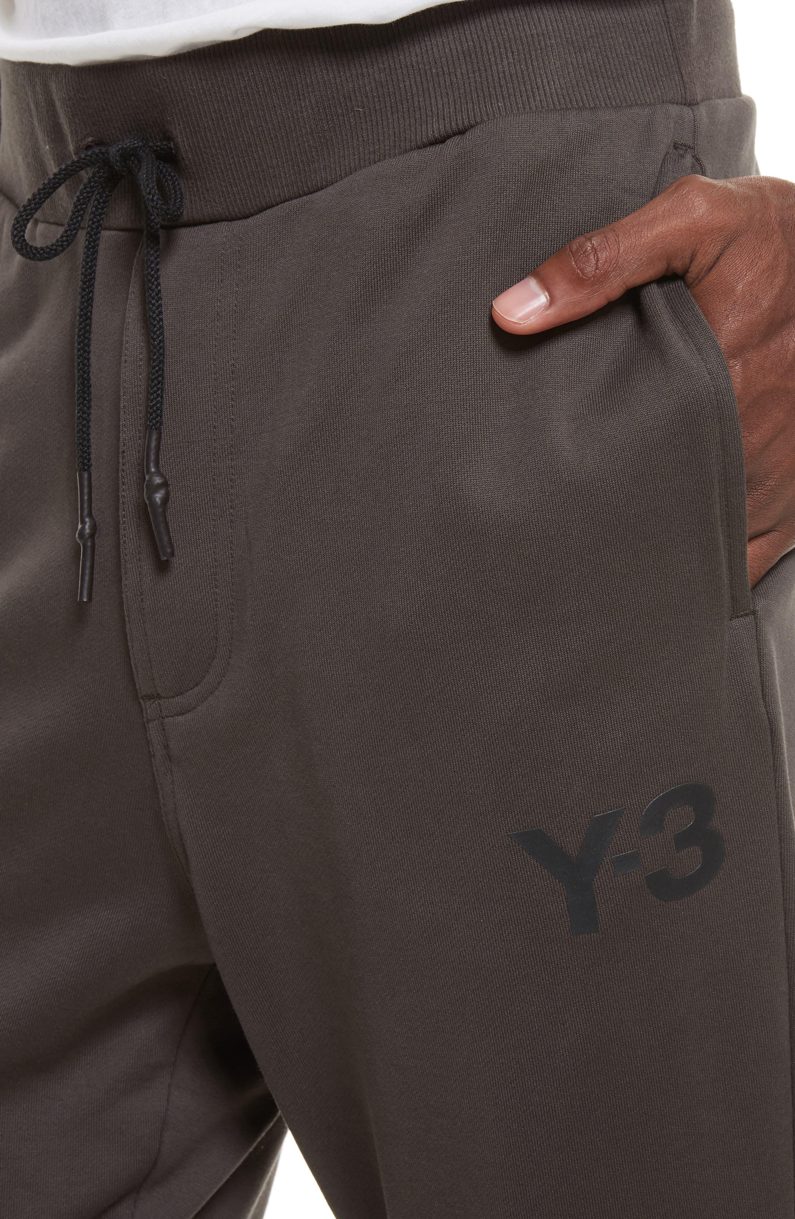 Classic Track Pants,                             Alternate thumbnail 4, color,                             Black Olive