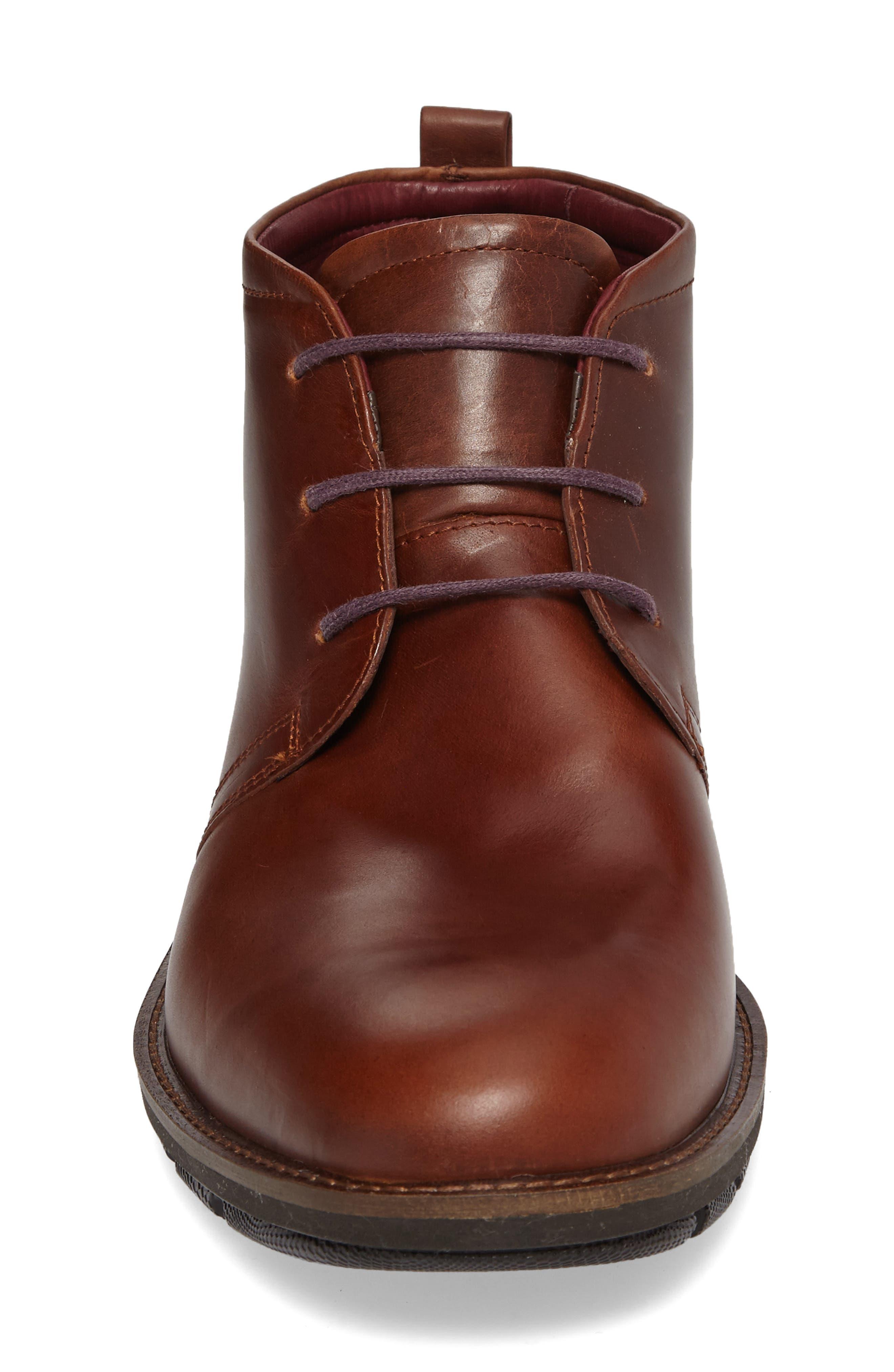 Alternate Image 4  - ECCO 'Jeremy Hybrid' Plain Toe Boot (Men)