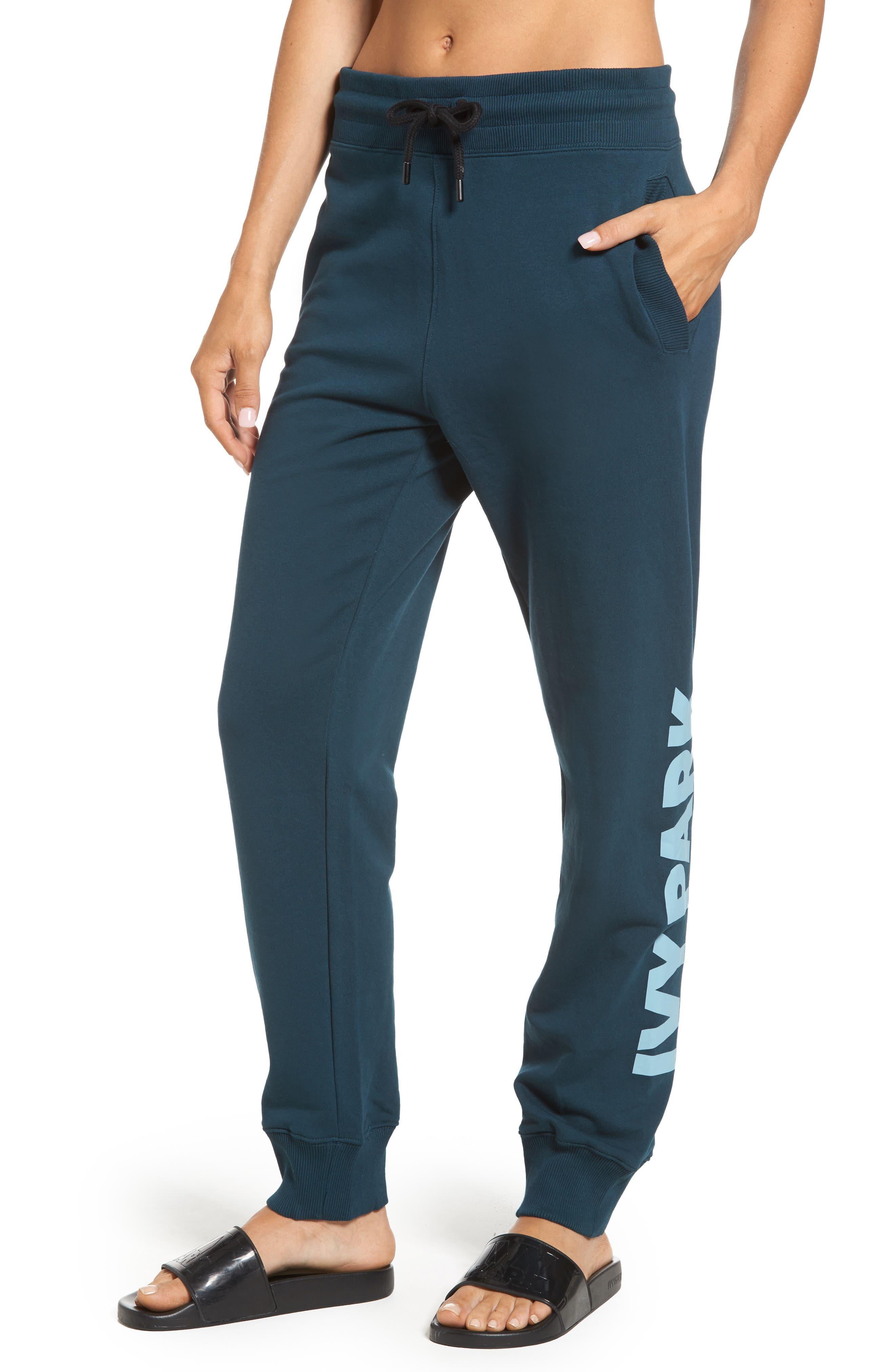 Alternate Image 1 Selected - IVY PARK® Logo Jogger Pants