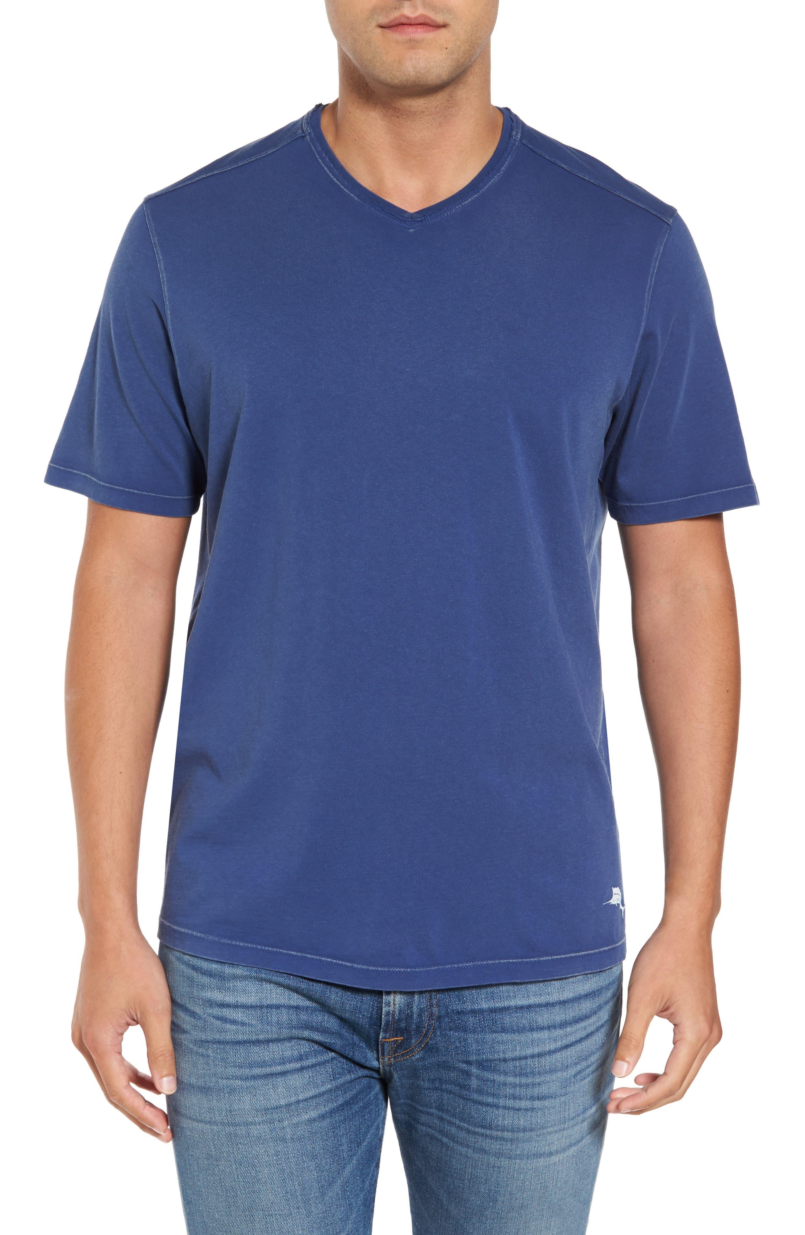 TOMMY BAHAMA Kahuna V-Neck T-Shirt