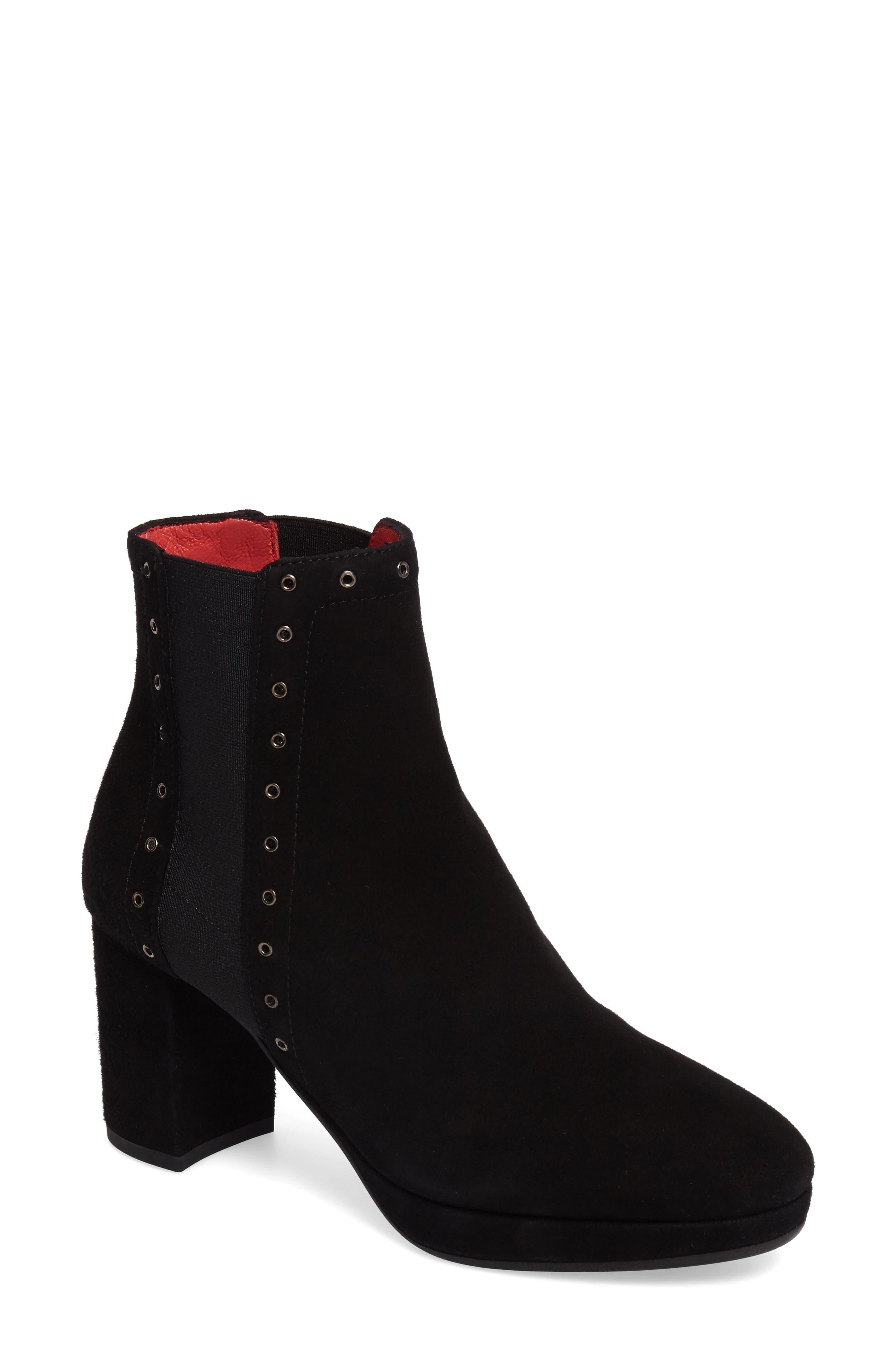Pas de Rouge Platform Chelsea Boot (Women)