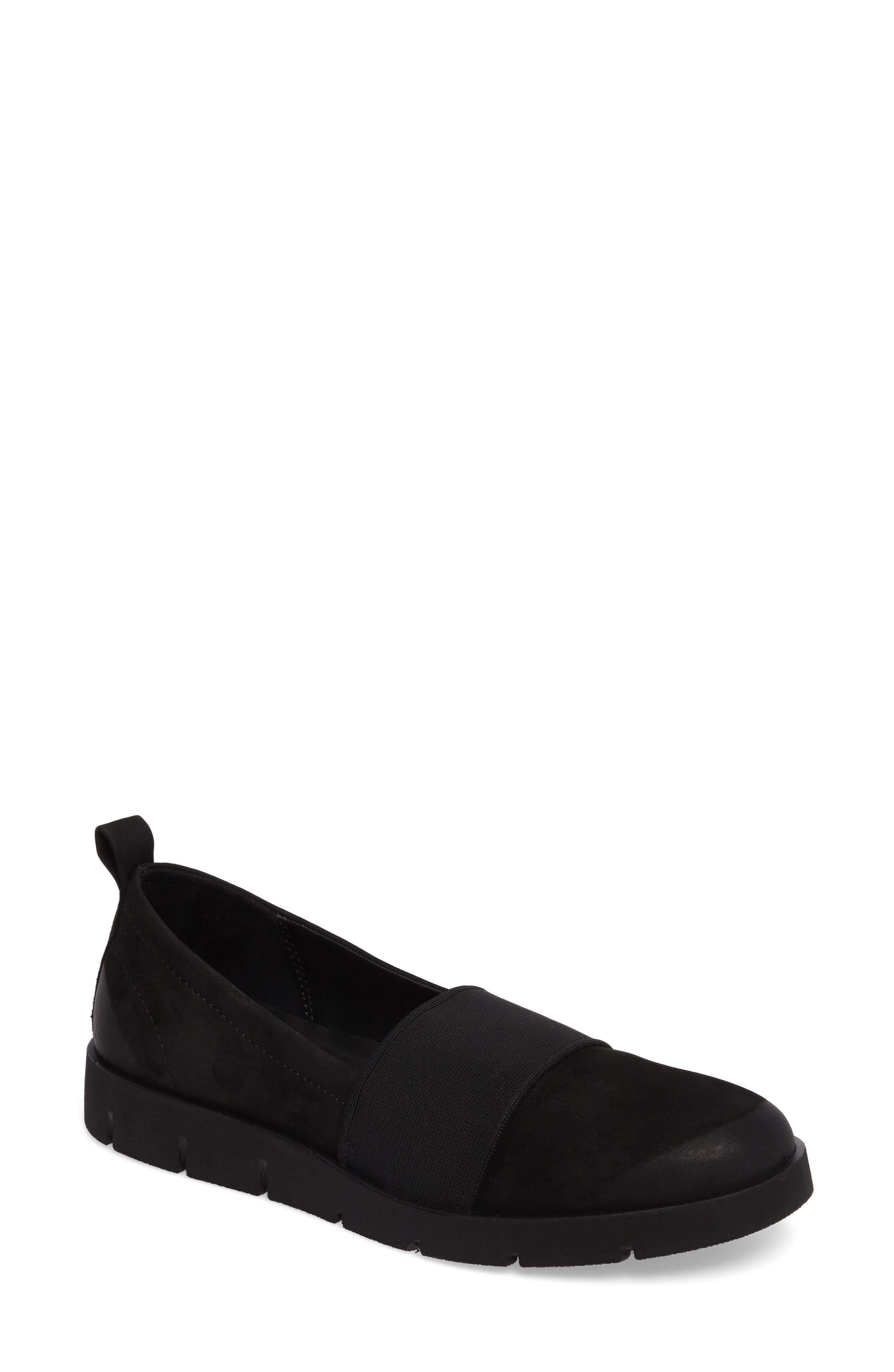 Alternate Image 1 Selected - ECCO Bella Slip-On Sneaker (Women)