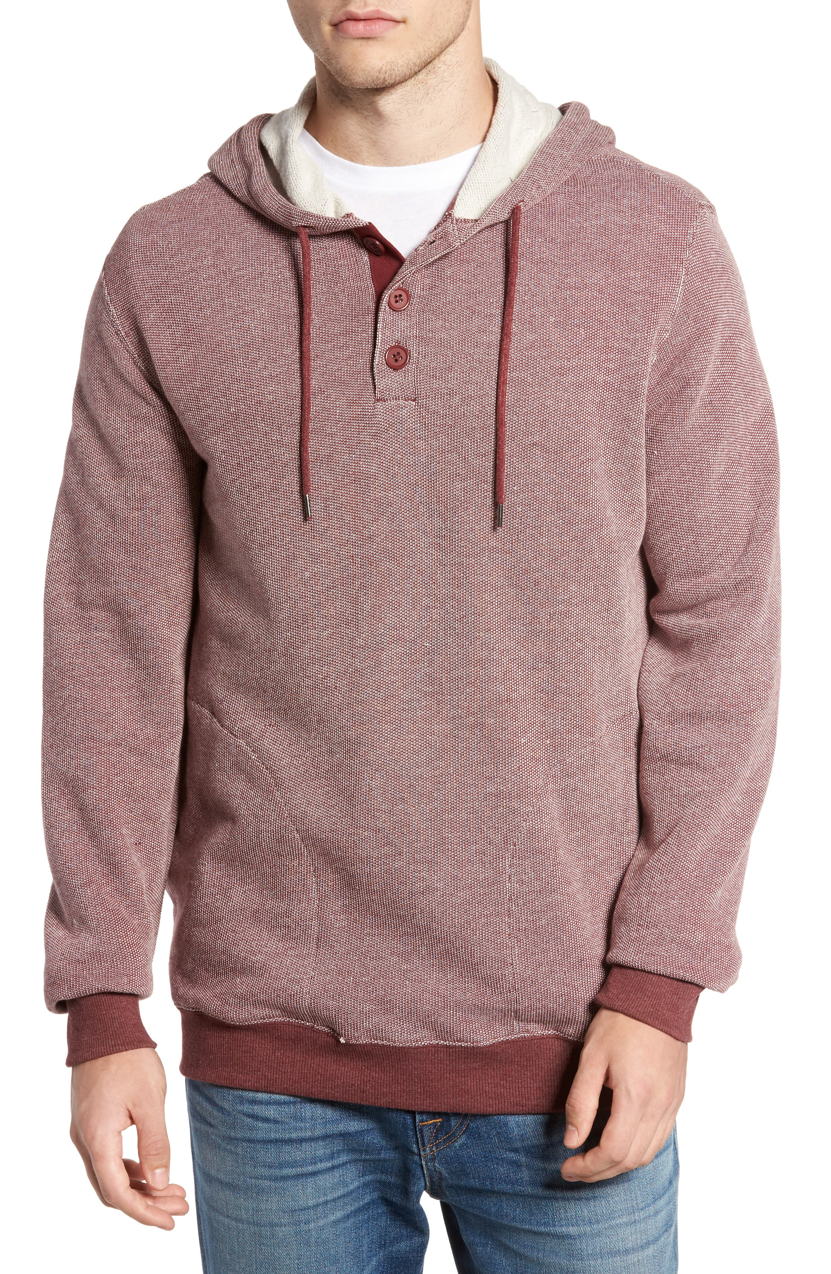 Alternate Image 1 Selected - RVCA Capo 3 Hoodie