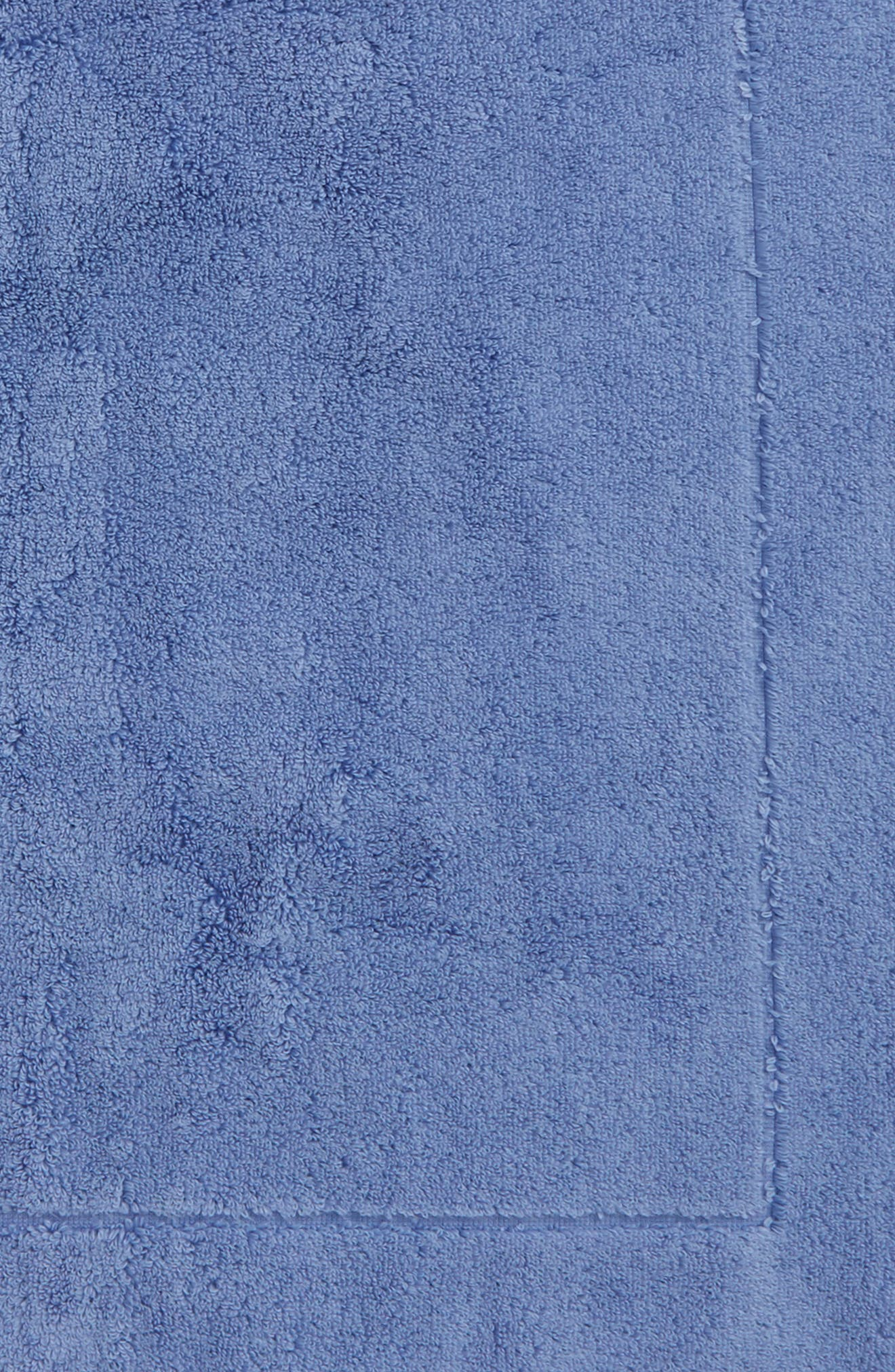 Milagro Bath Mat,                             Alternate thumbnail 2, color,                             Periwinkle