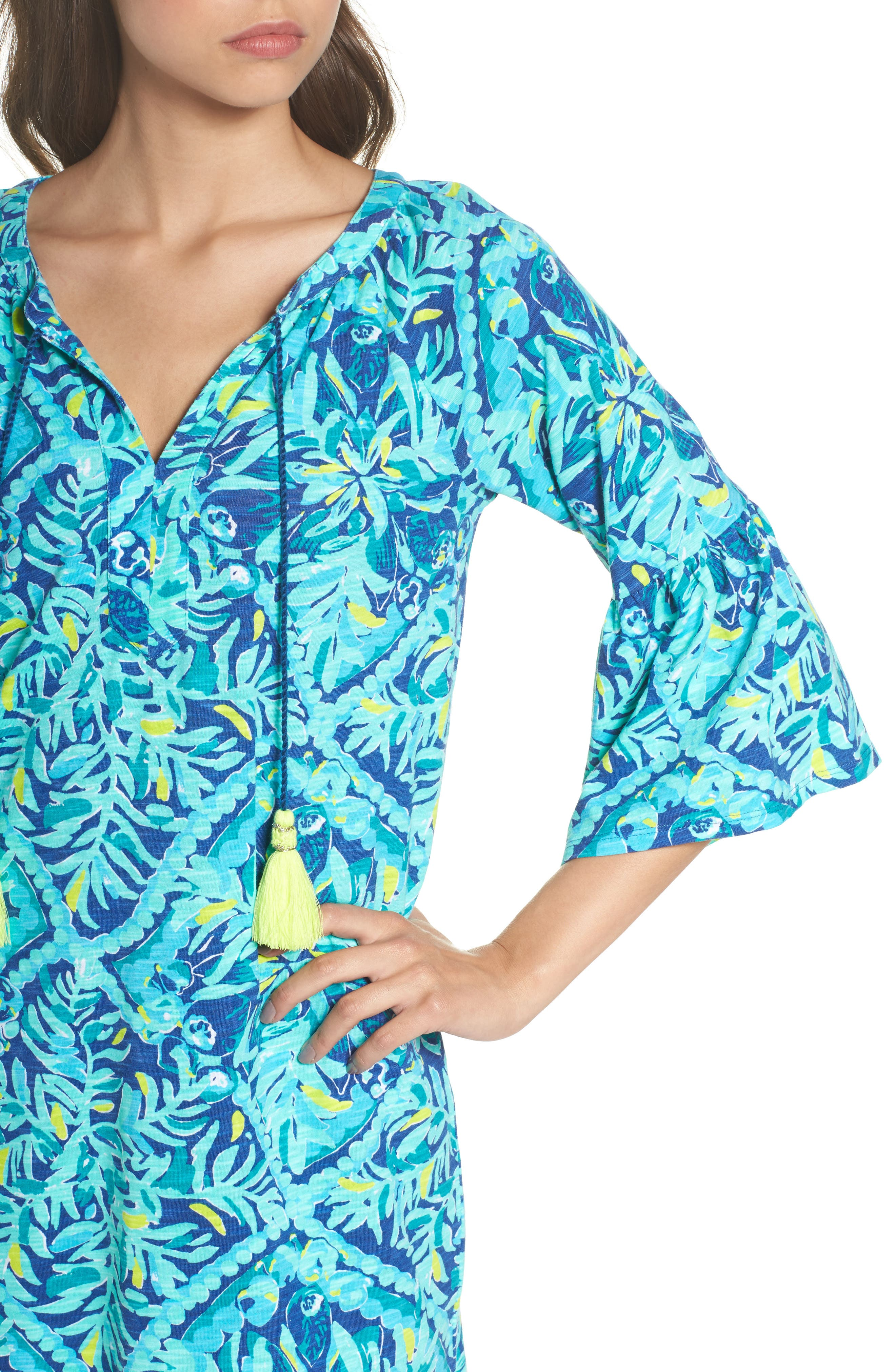 Alternate Image 4  - Lilly Pulitzer® Del Lago Tunic Dress