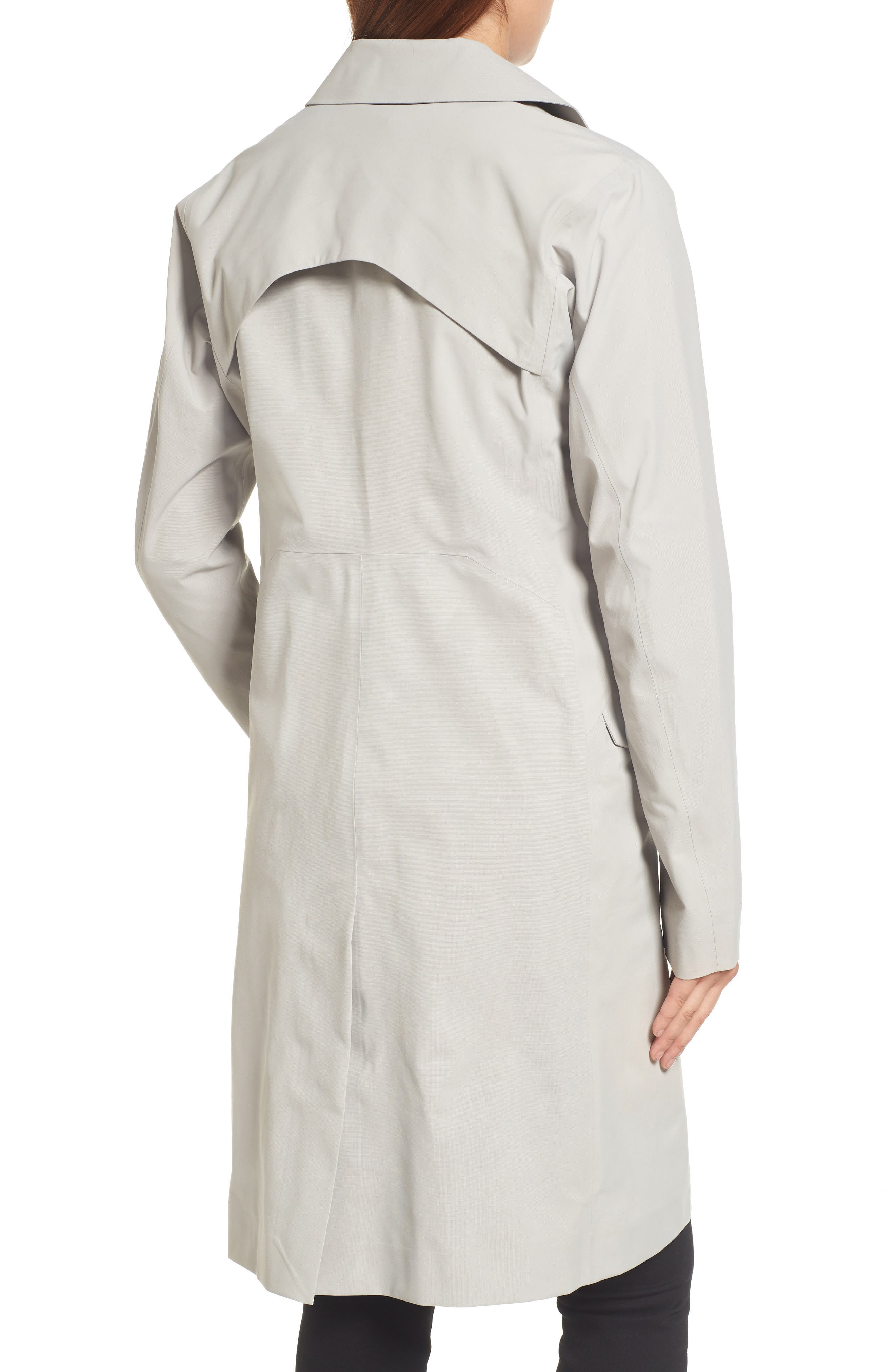 Nila Gore-Tex<sup>®</sup> Trench Coat,                             Alternate thumbnail 2, color,                             Fawn