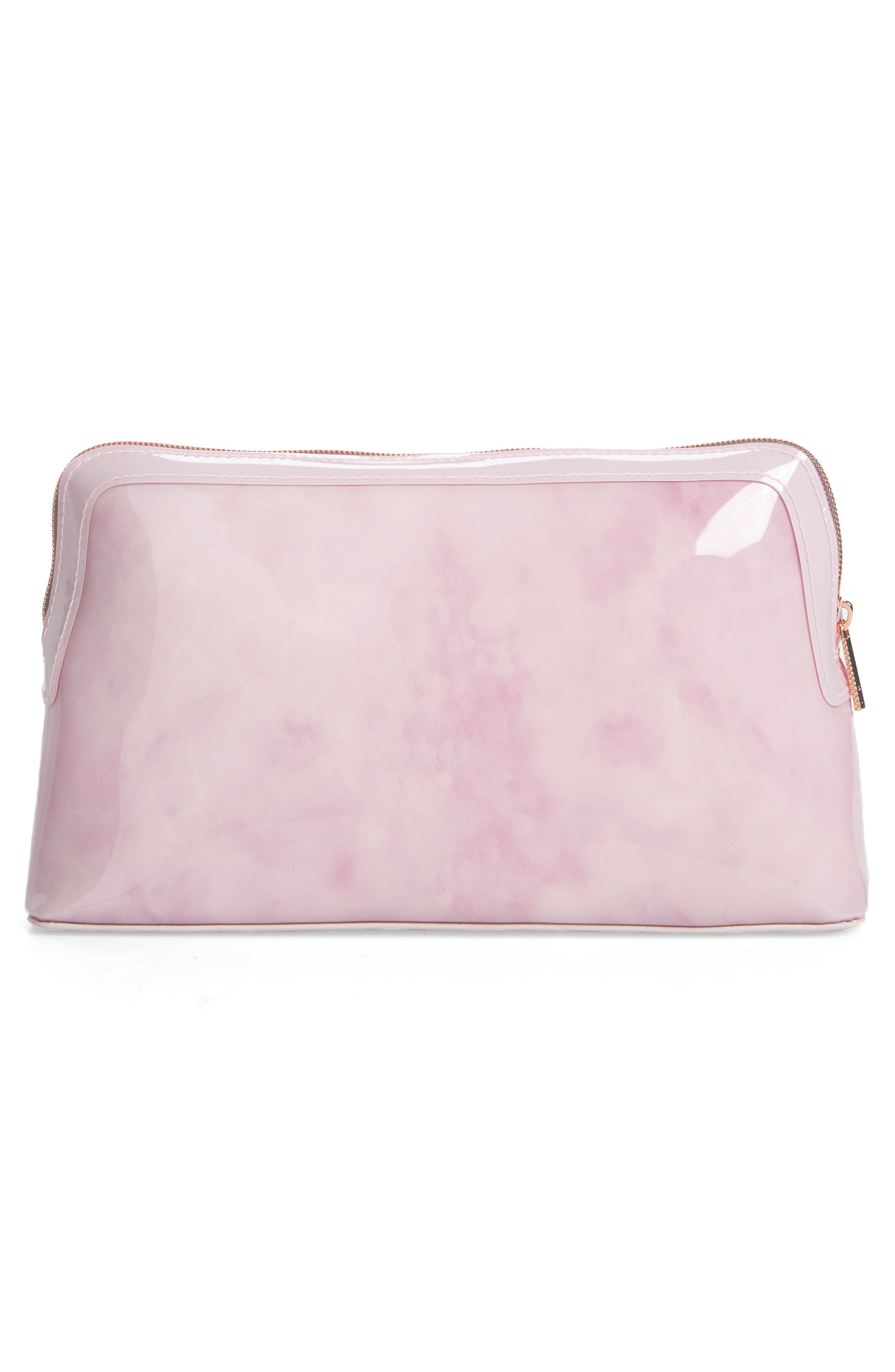 Alternate Image 2  - Ted Baker London Tristyn Rose Quartz Wash Bag