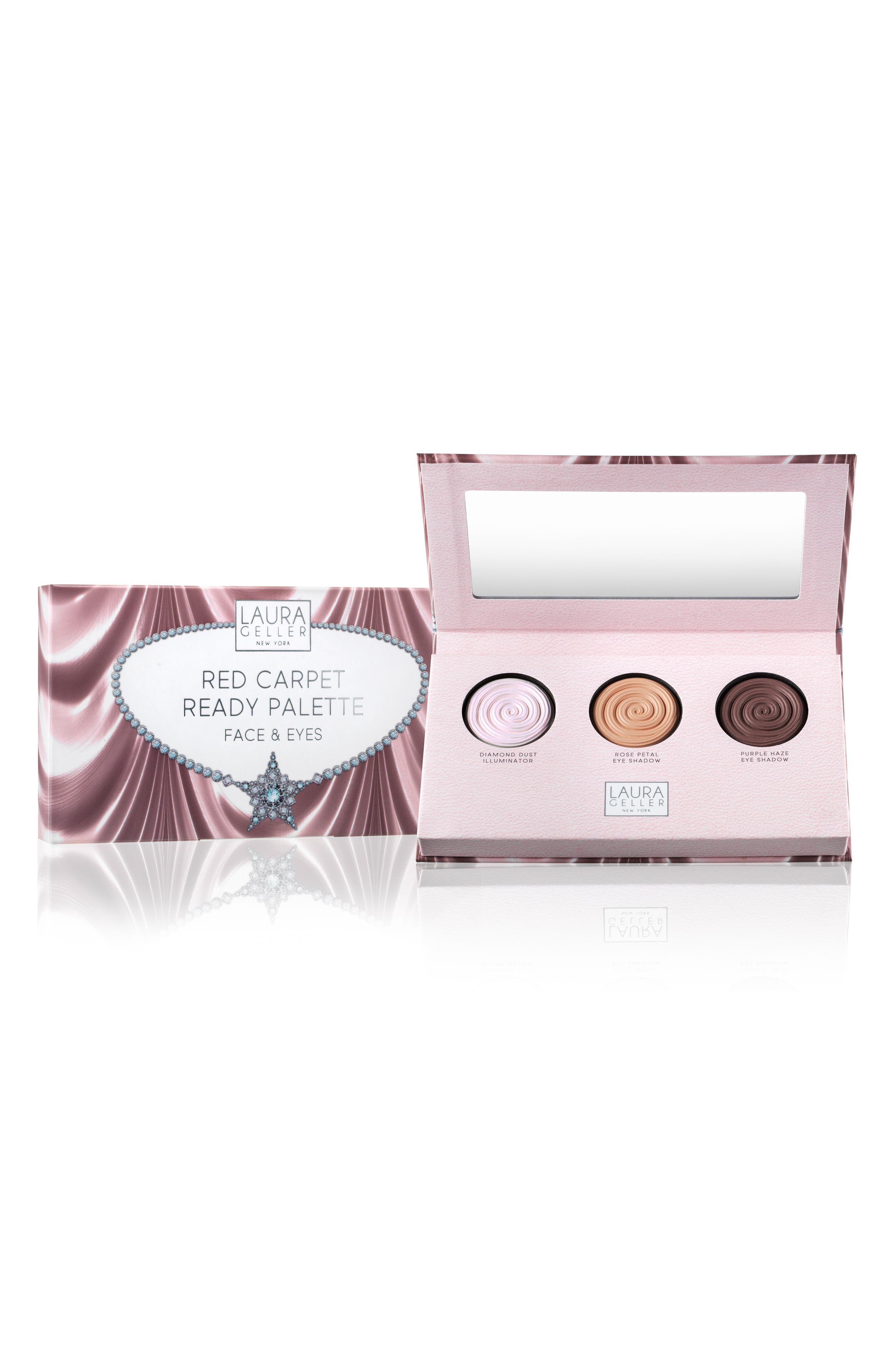 Laura Geller Beauty Red Carpet Ready Palette (Nordstrom Exclusive) ($63 Value)