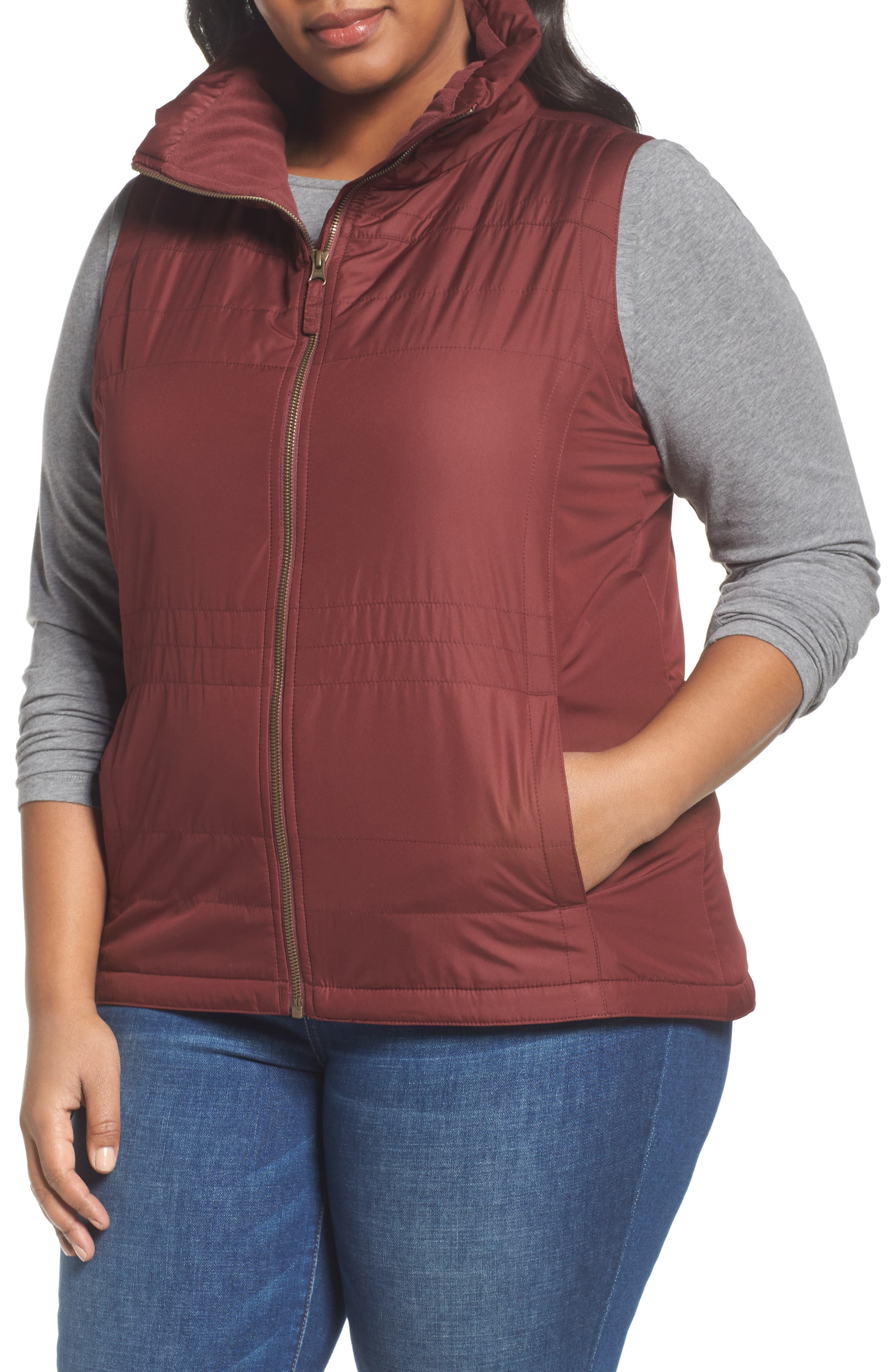 Alternate Image 4  - Columbia Shining Light II Quilted Vest (Plus Size)