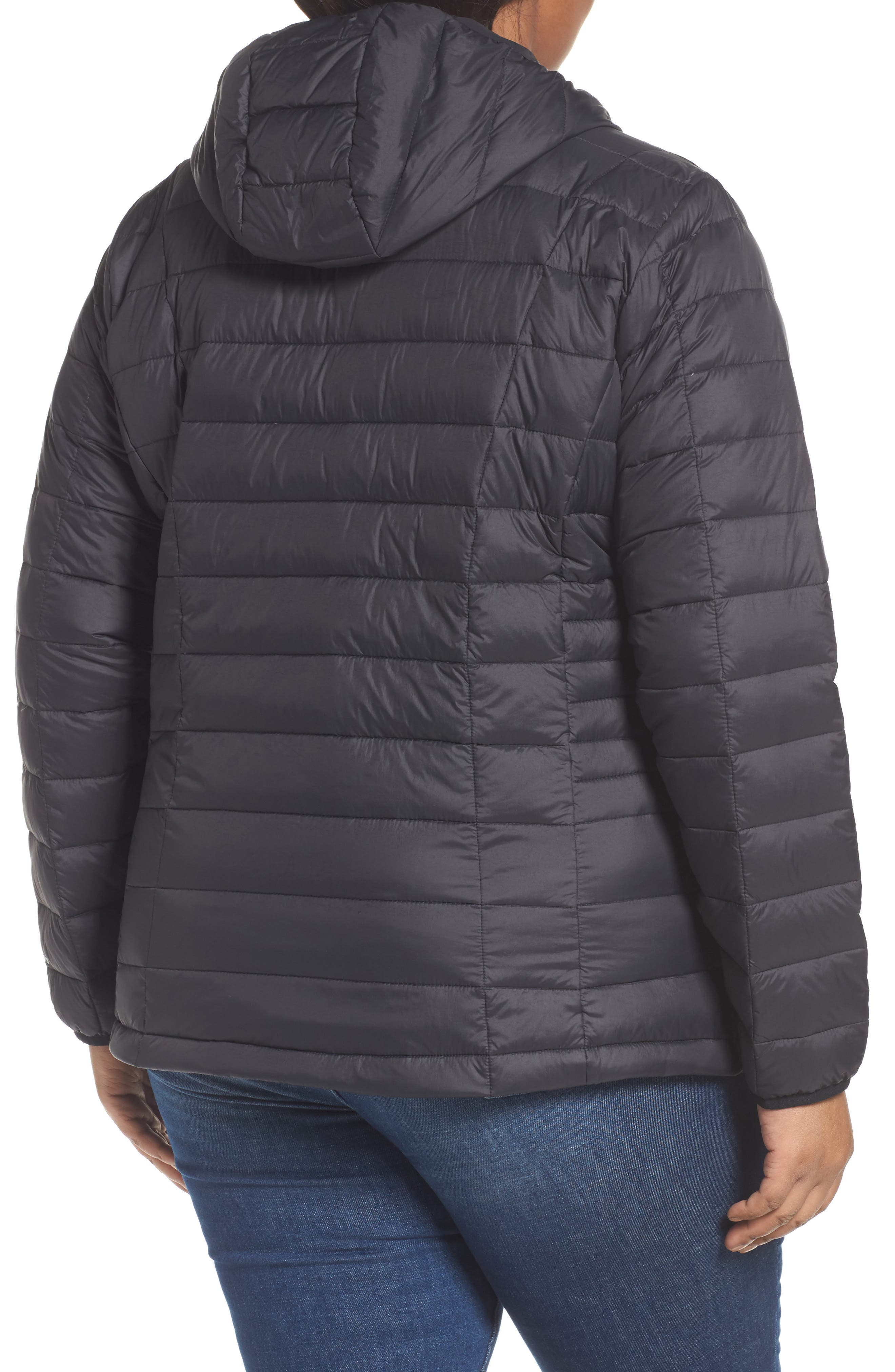 Alternate Image 2  - Columbia Voodoo Falls 590 Turbodown™ Down Jacket (Plus Size)
