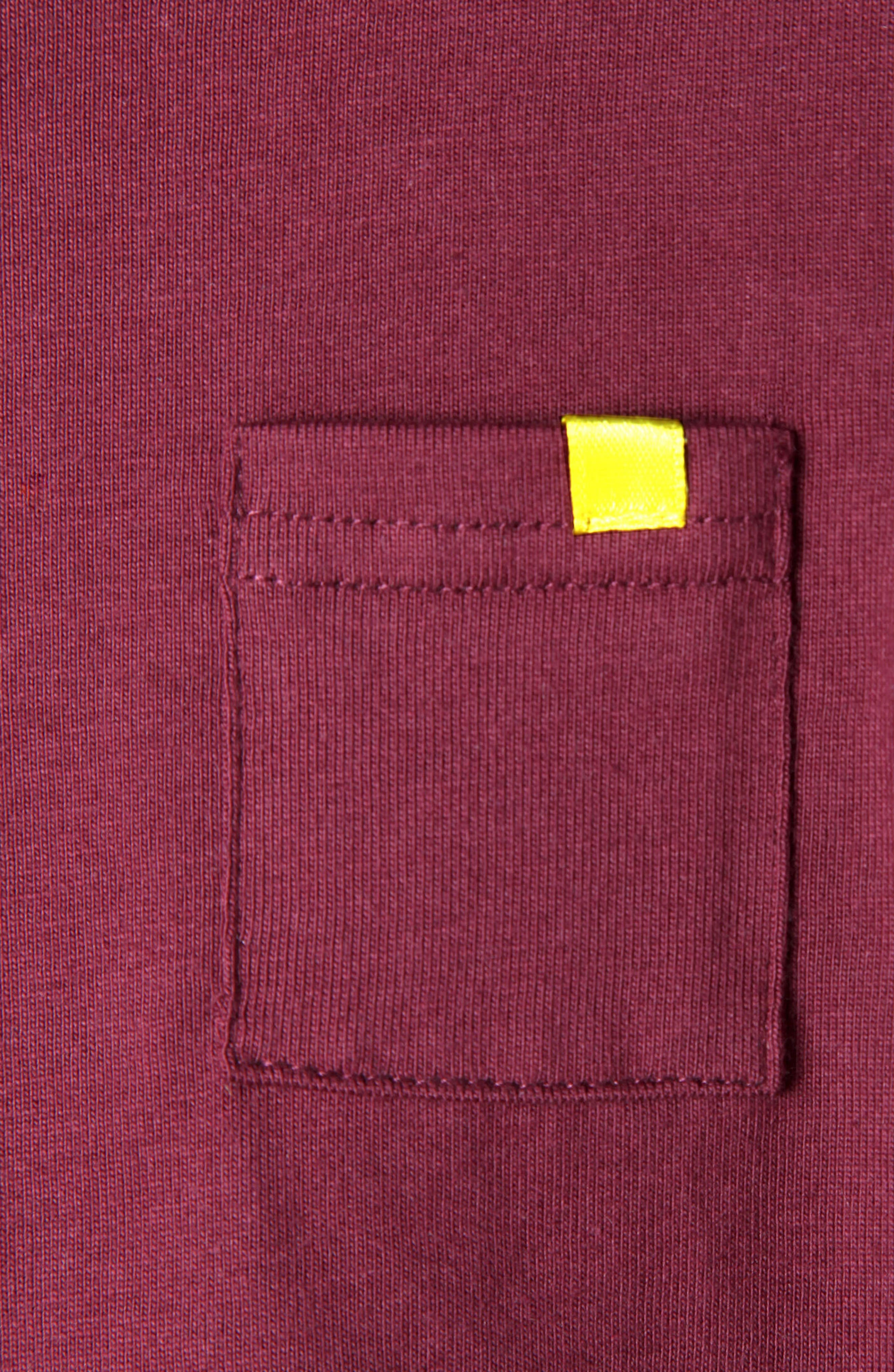 Organic Cotton T-Shirt,                             Alternate thumbnail 2, color,                             Andora