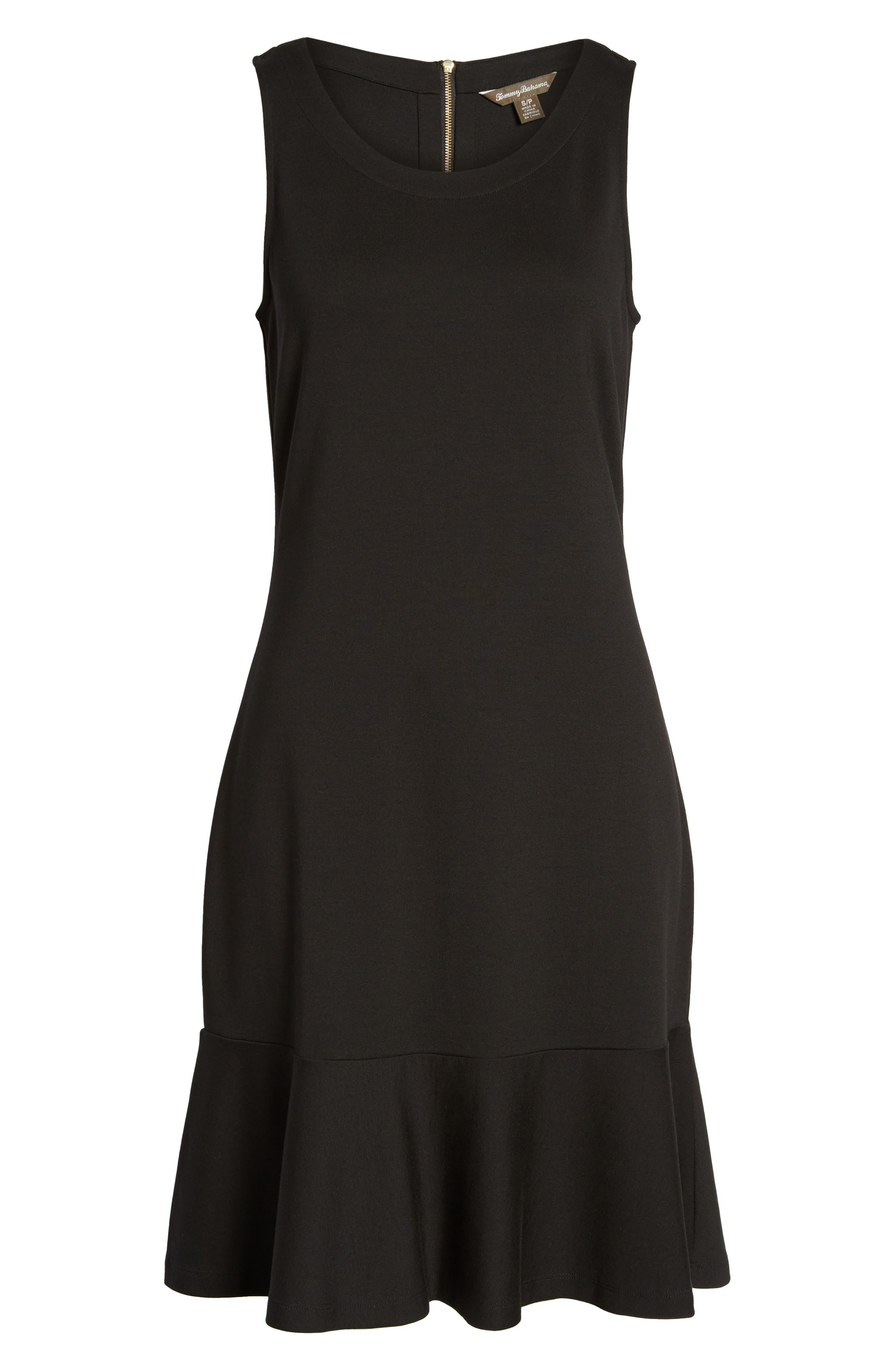 Alternate Image 6  - Tommy Bahama Ponte Knit A-Line Dress