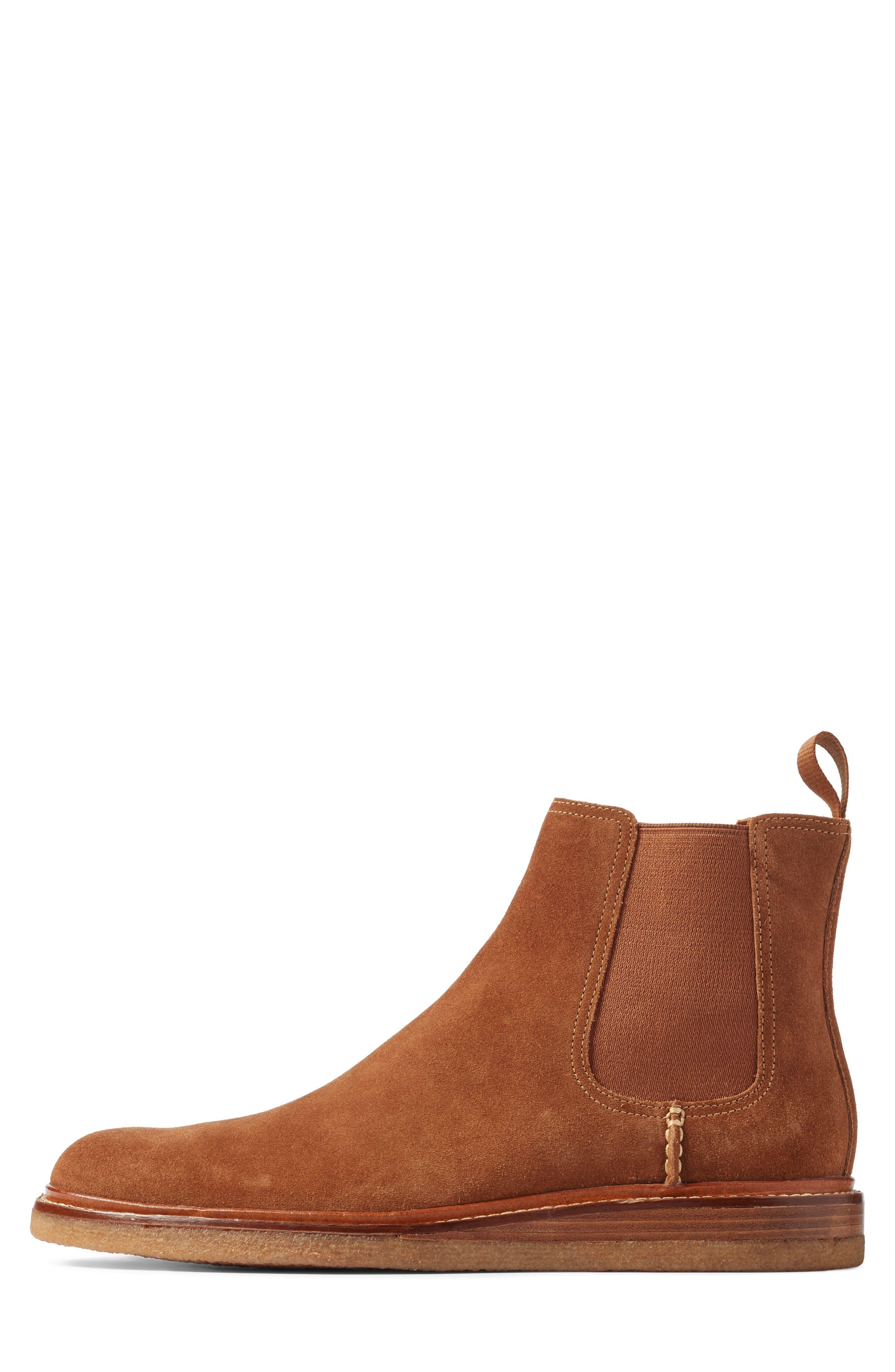 Alternate Image 3  - Sperry Leather Chelsea Boot (Men)