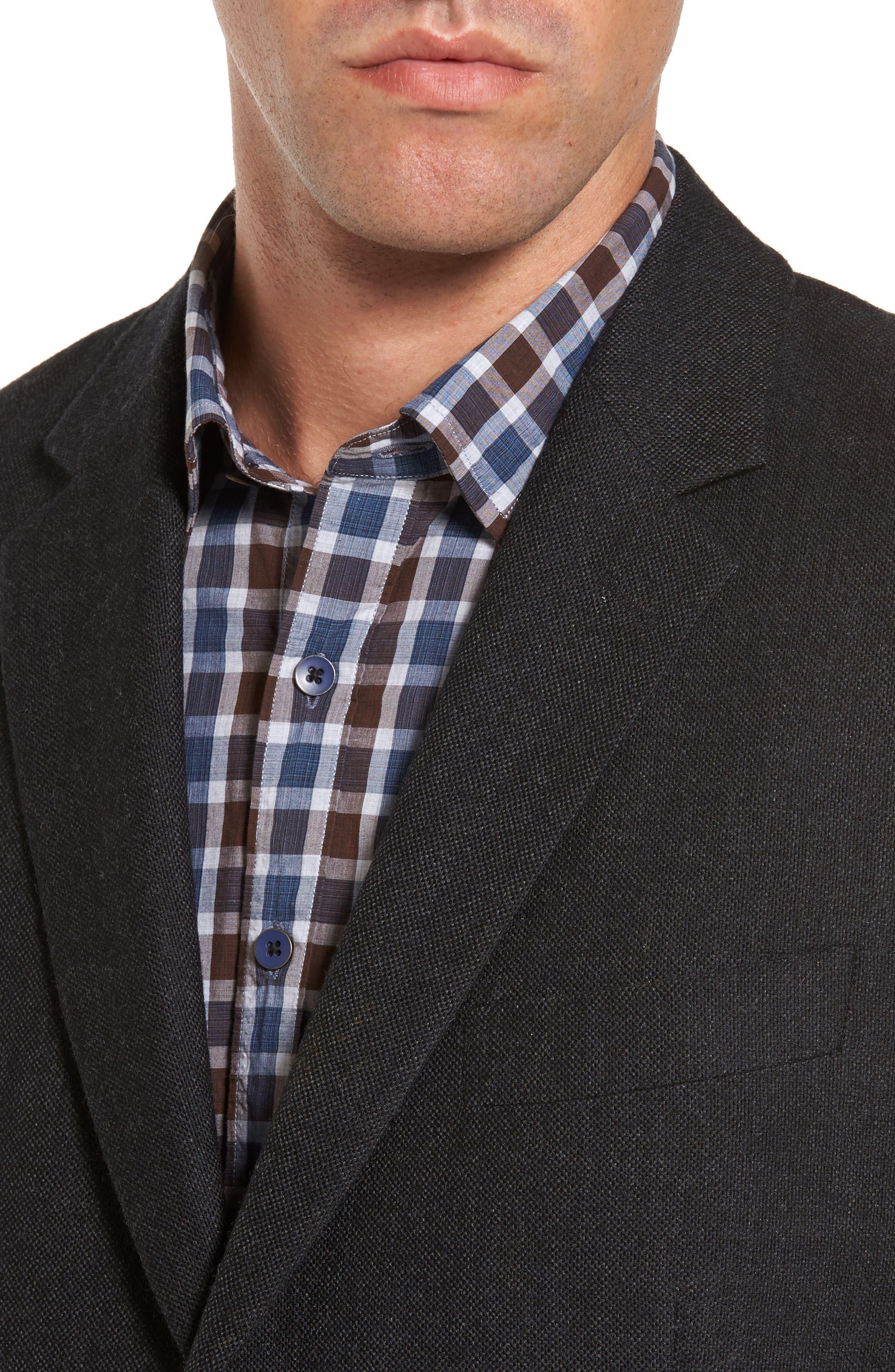Alternate Image 4  - Rodd & Gunn Slingsby Virgin Wool Sport Coat
