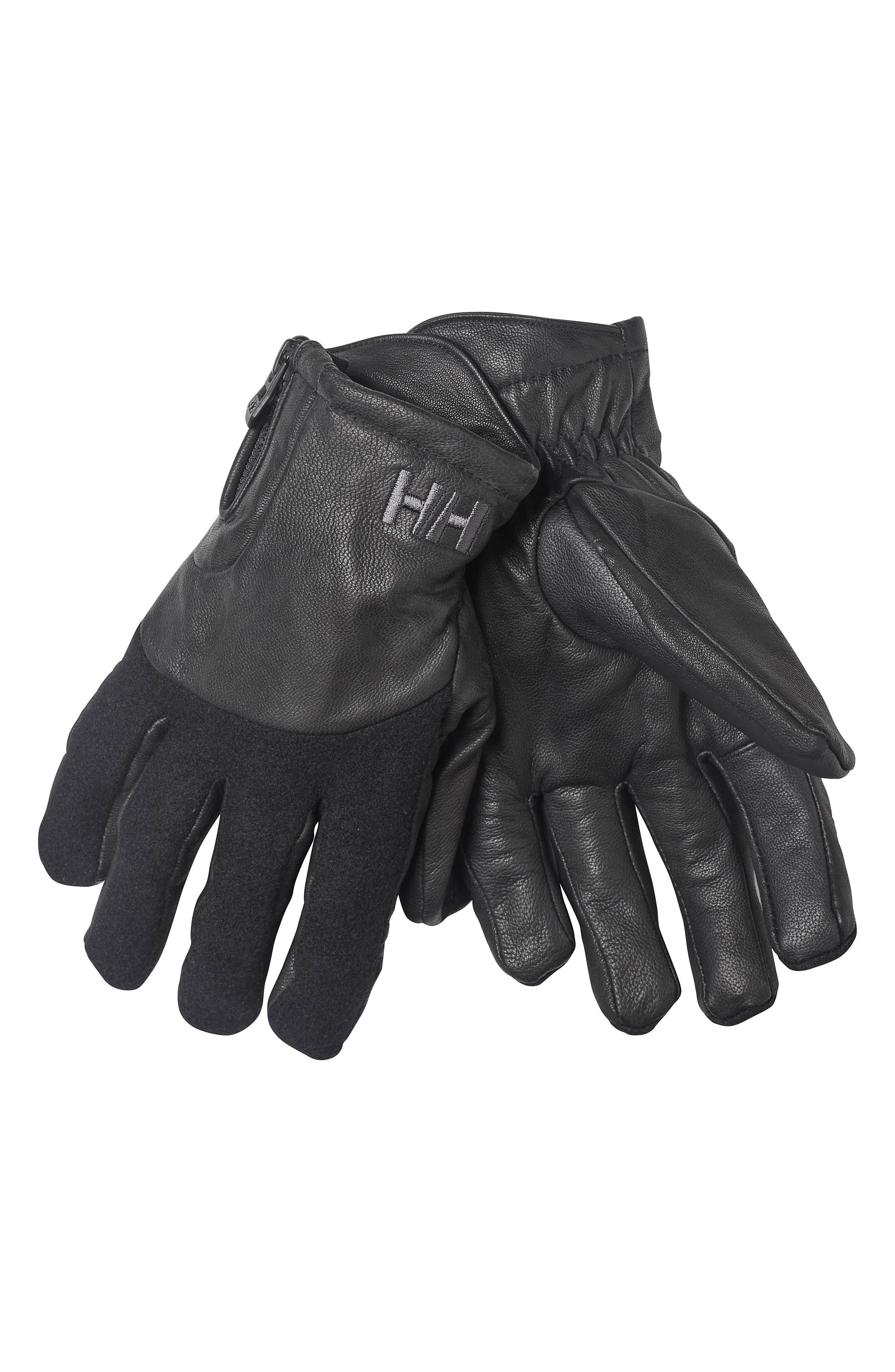 Helly Hansen Balder Leather Gloves