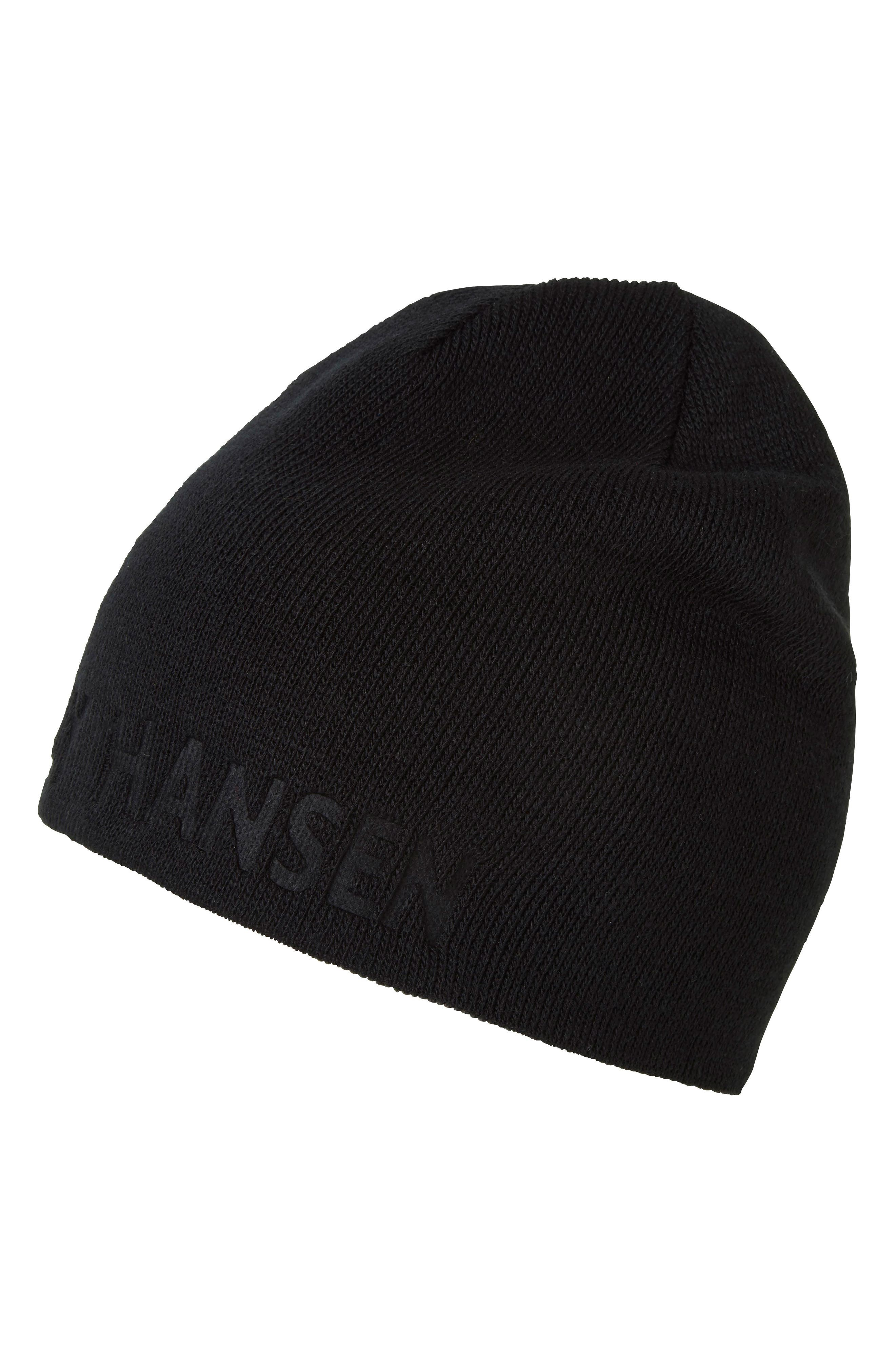 Main Image - Helly Hansen Outline Reversible Beanie
