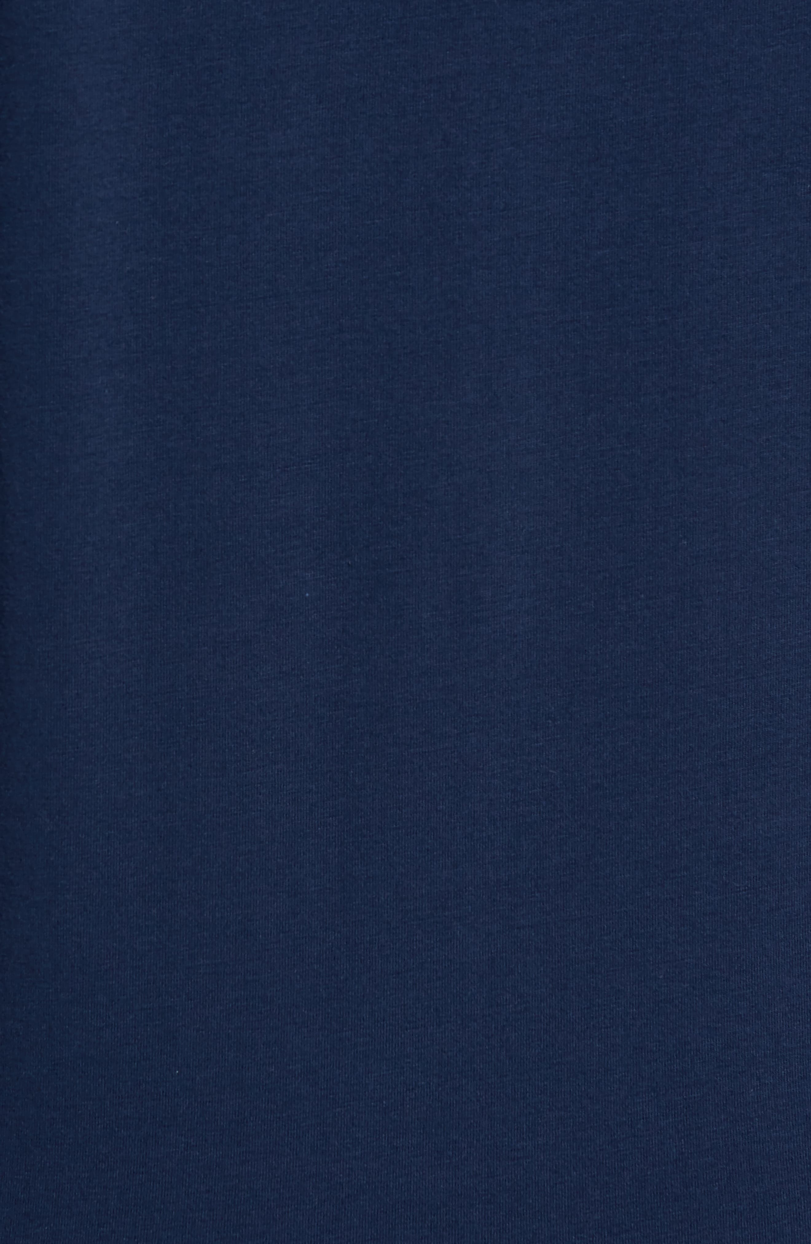 Alternate Image 5  - Nordstrom Men's Shop Stretch Cotton Long Sleeve T-Shirt