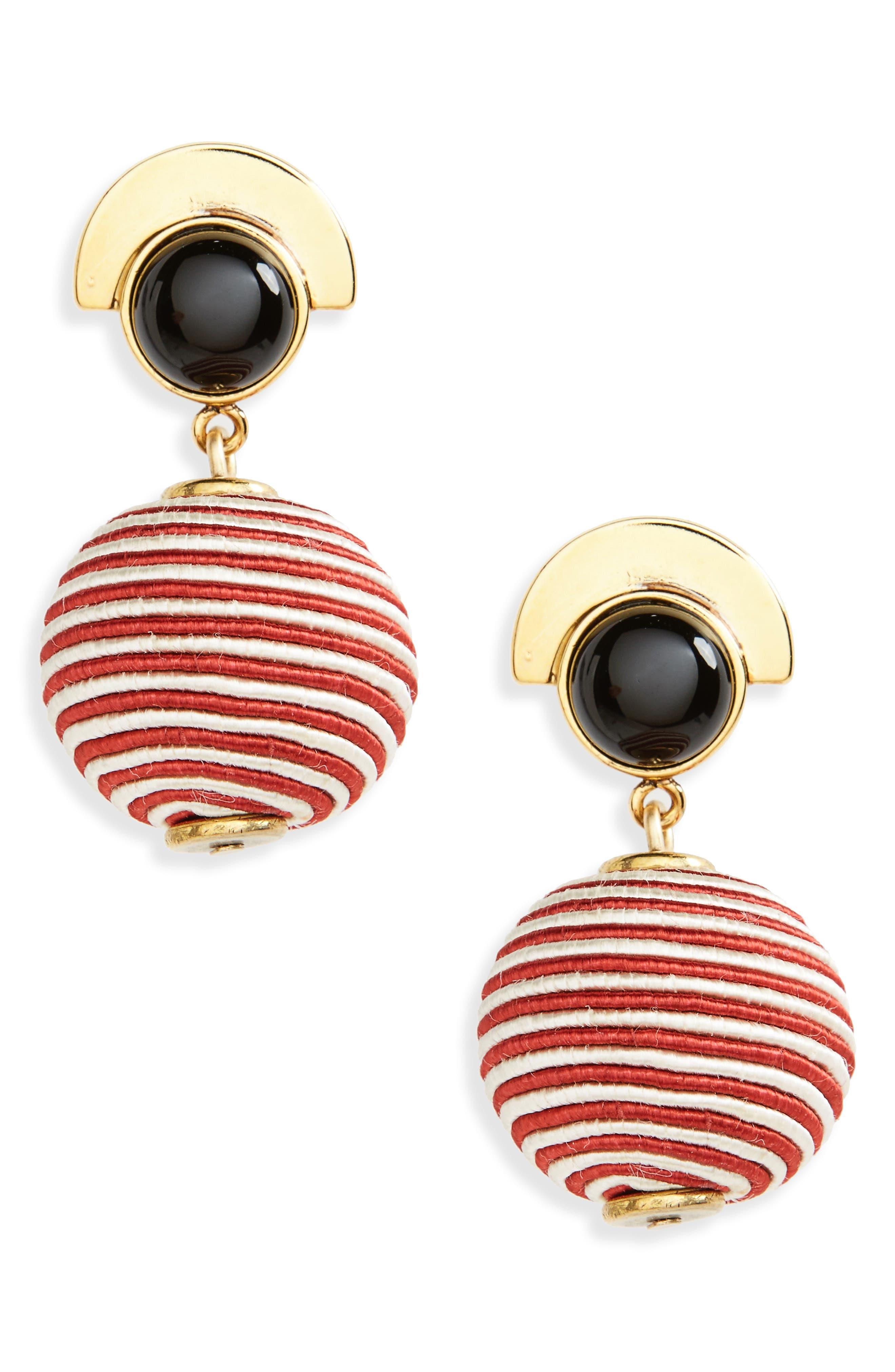 Main Image - Lizzie Fortunato Mara Drop Earrings