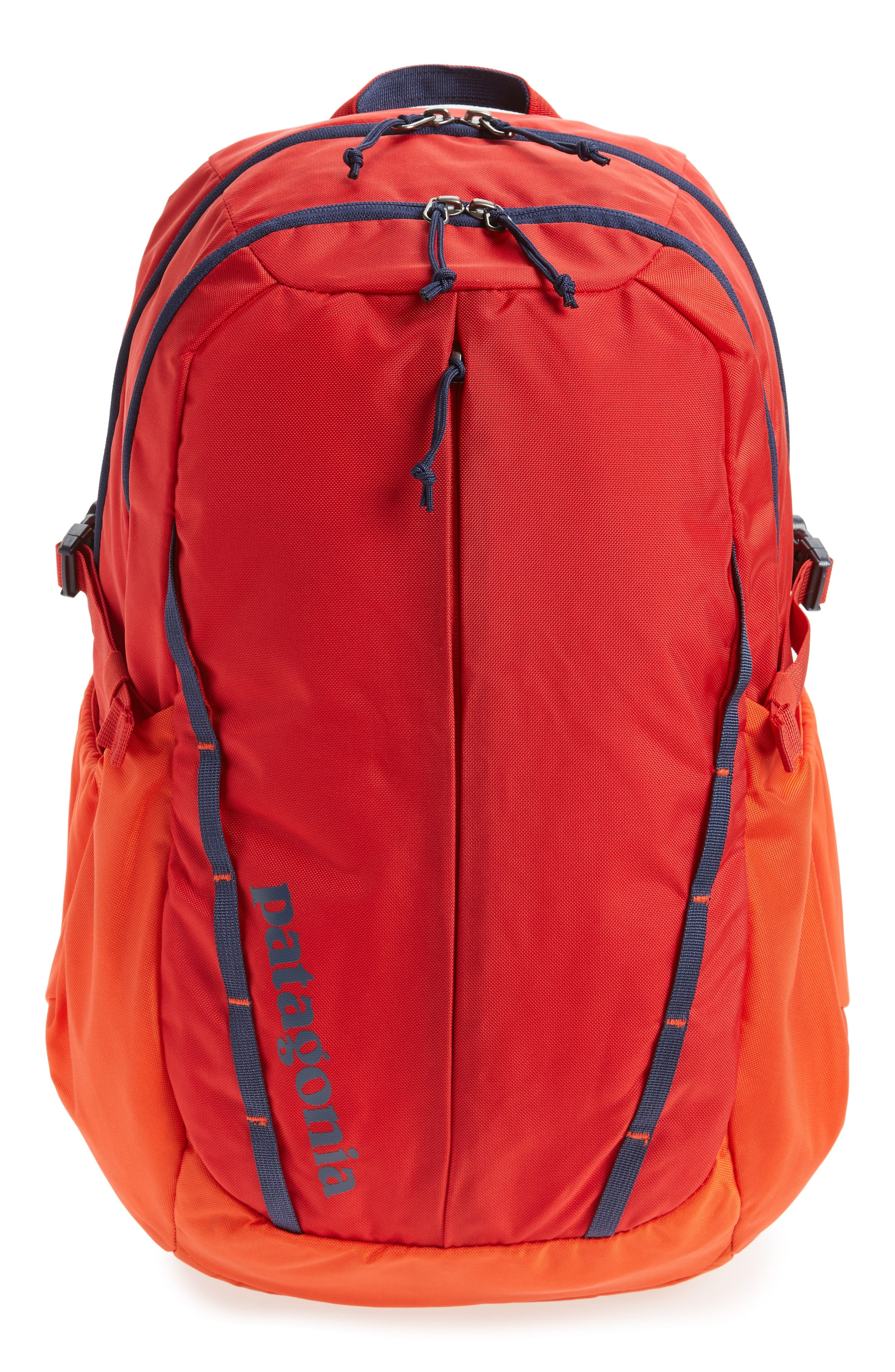 28L Refugio Backpack,                         Main,                         color, Paintbrush Red