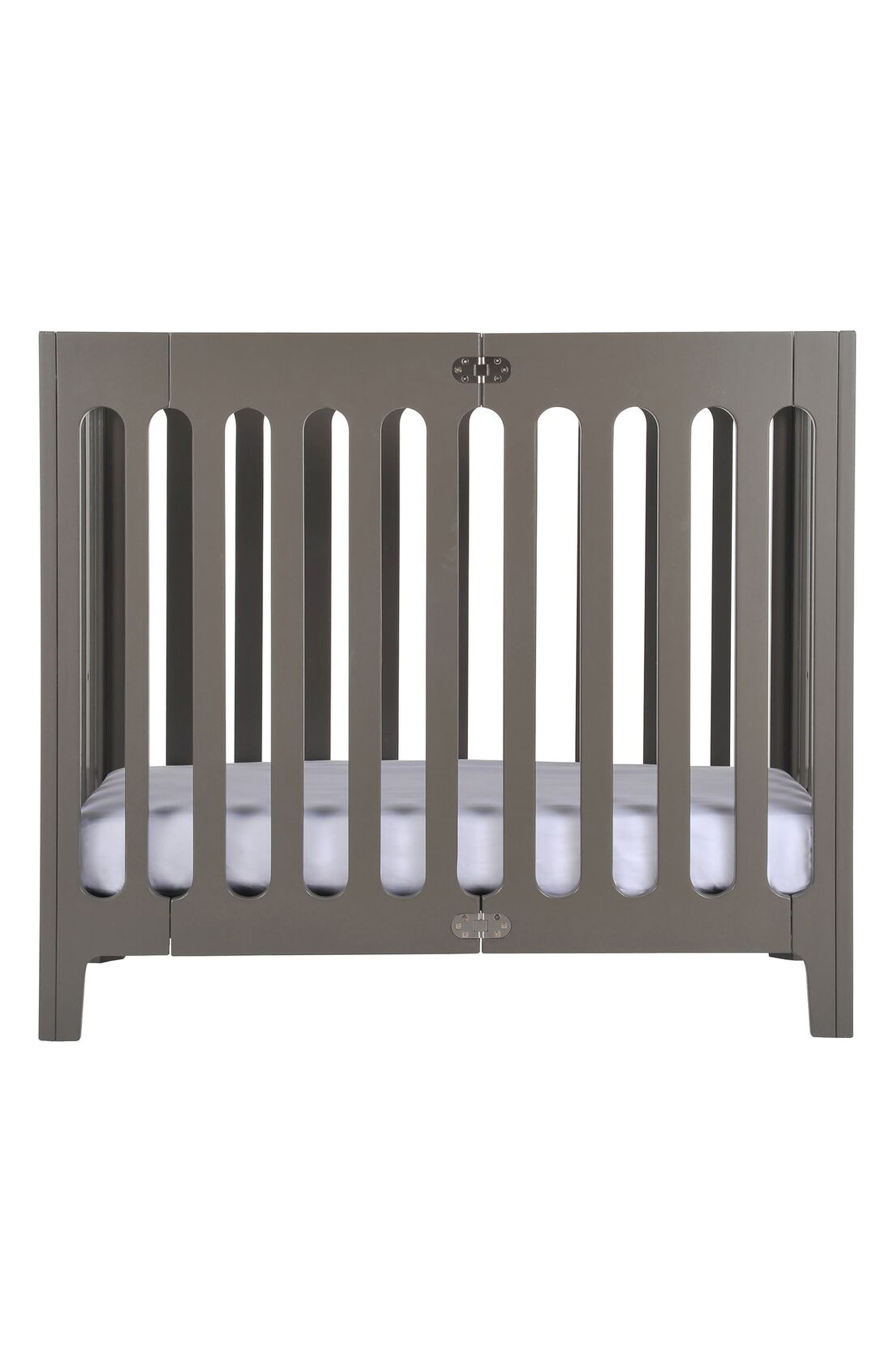 bloom Baby Alma Urban Mini Solid Wood Crib