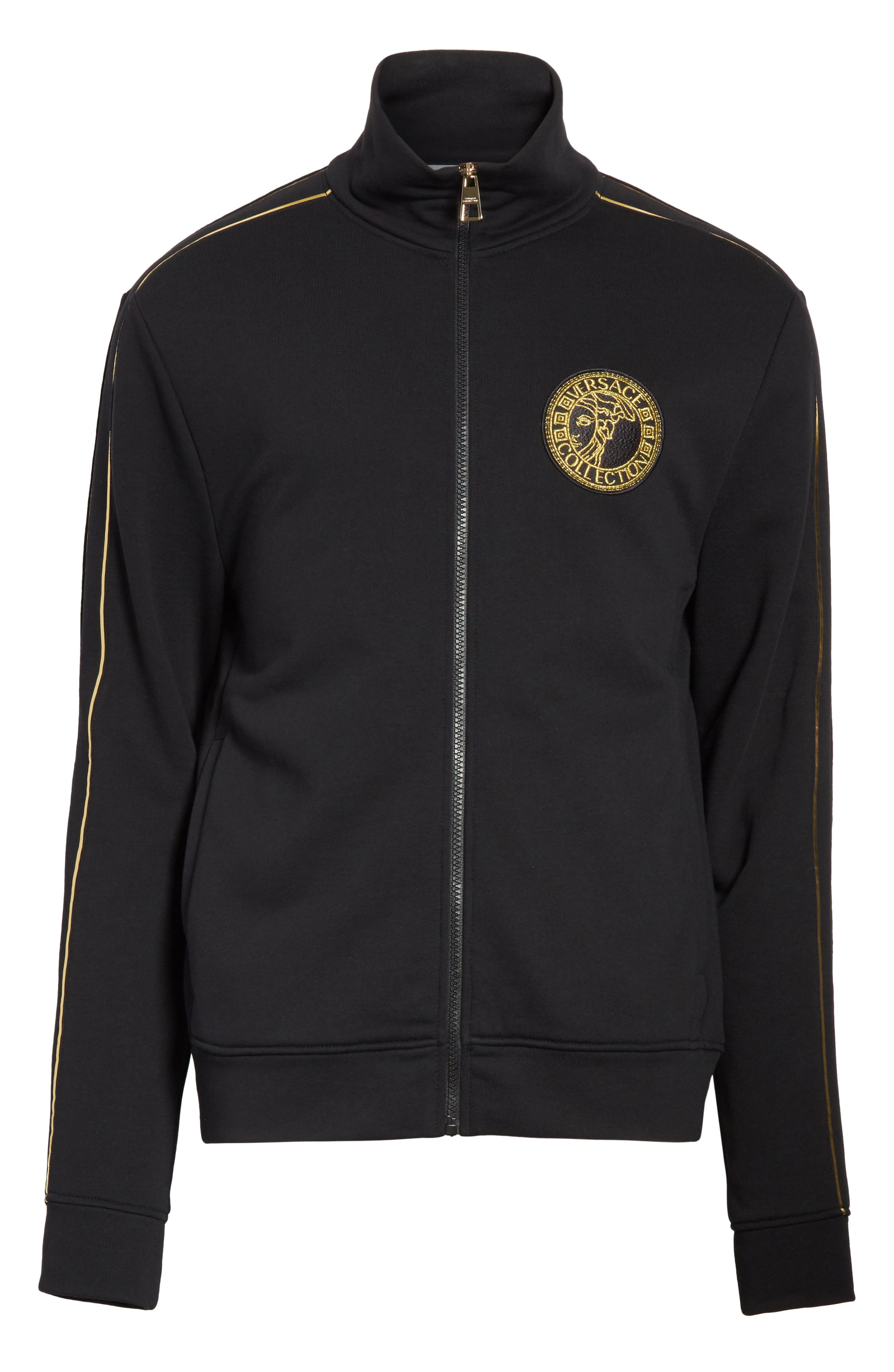 Alternate Image 6  - Versace Collection Track Jacket