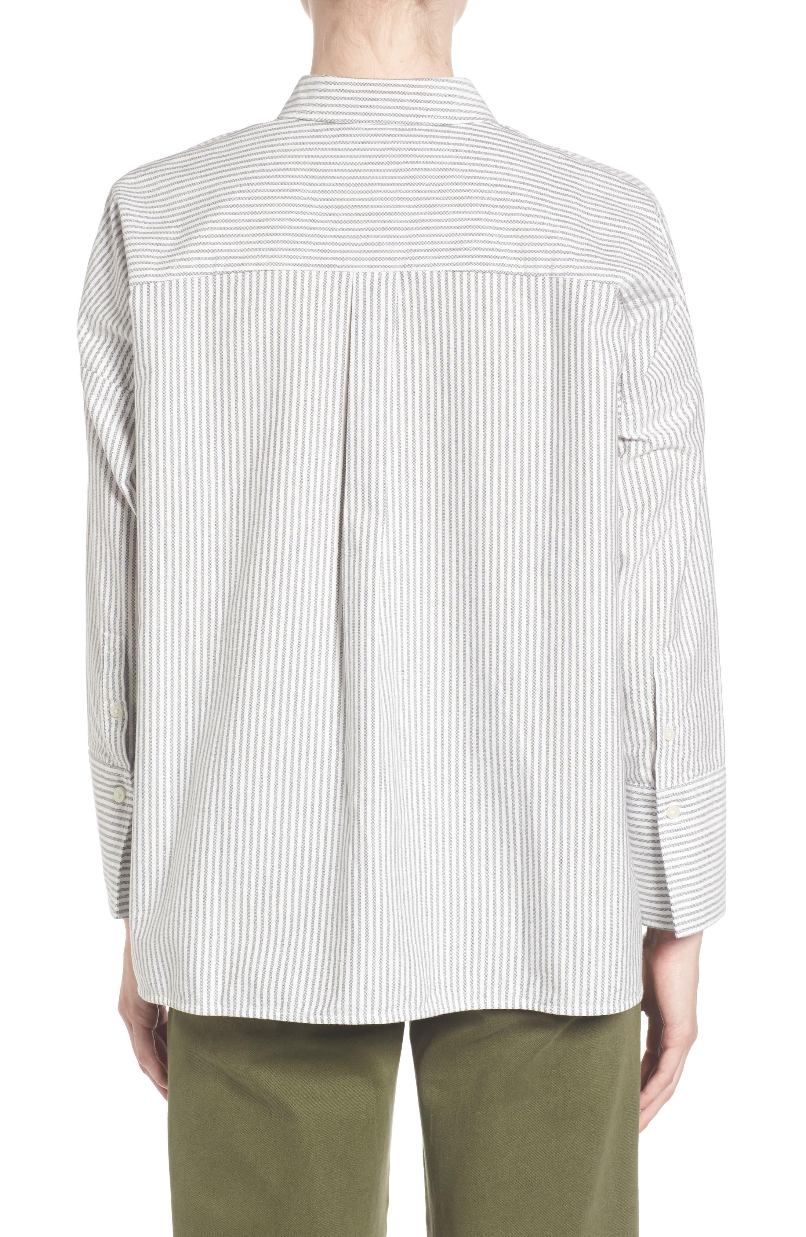Alternate Image 2  - Everlane The Japanese Oxford Square Shirt