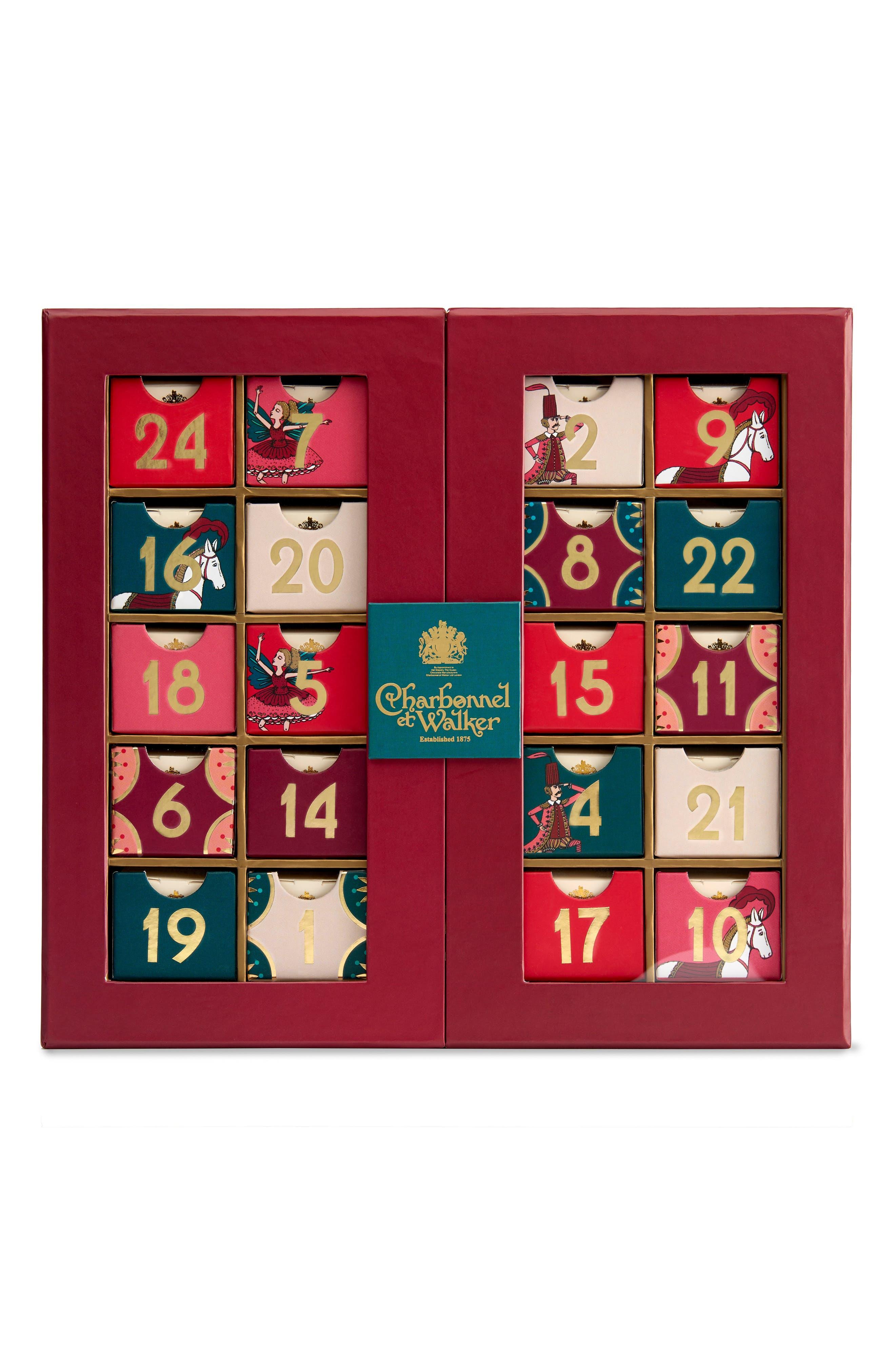 Charbonnel et Walker Theatre Chocolate Advent Calendar