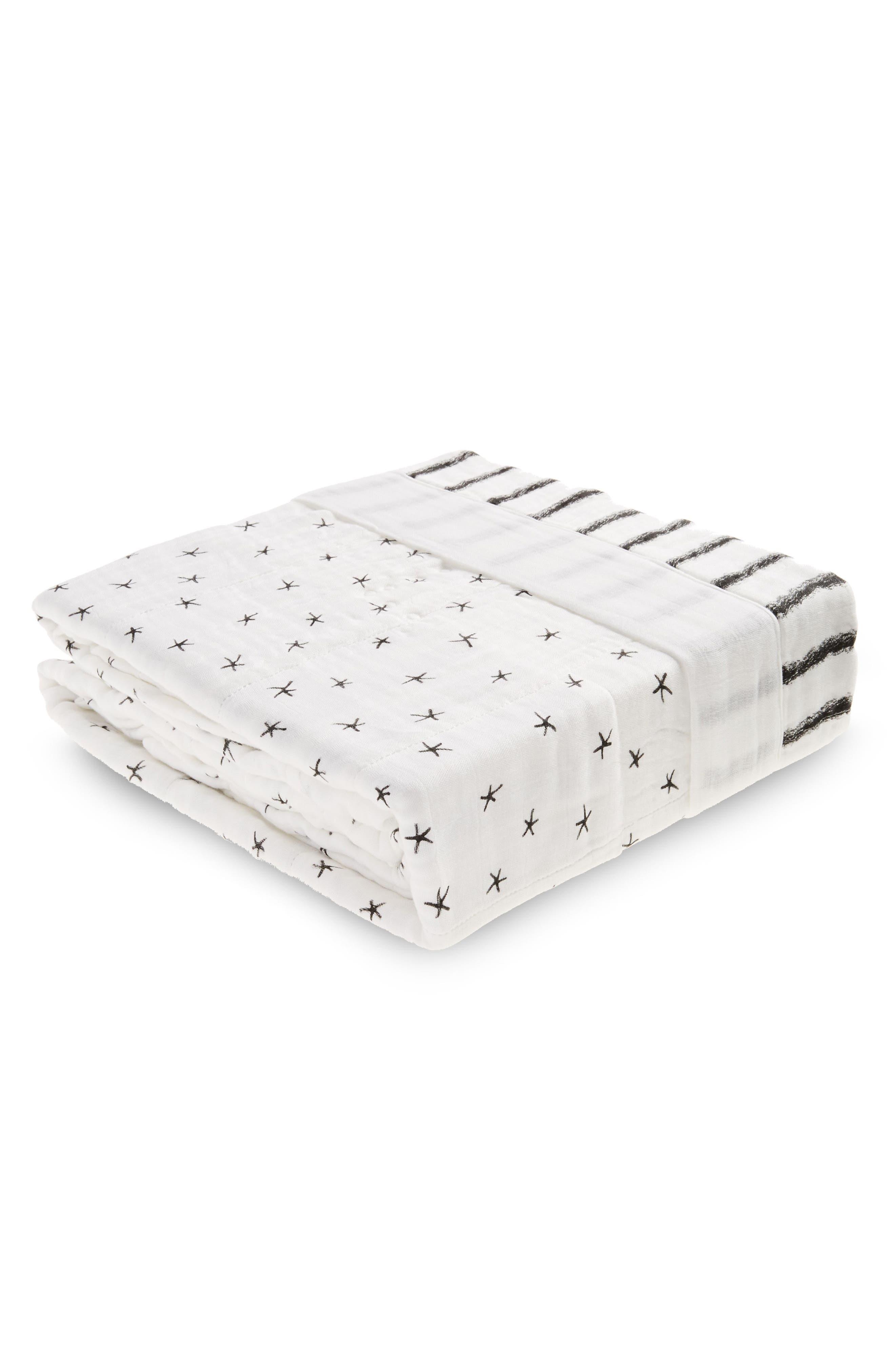 aden + anais Oversize Muslin Blanket