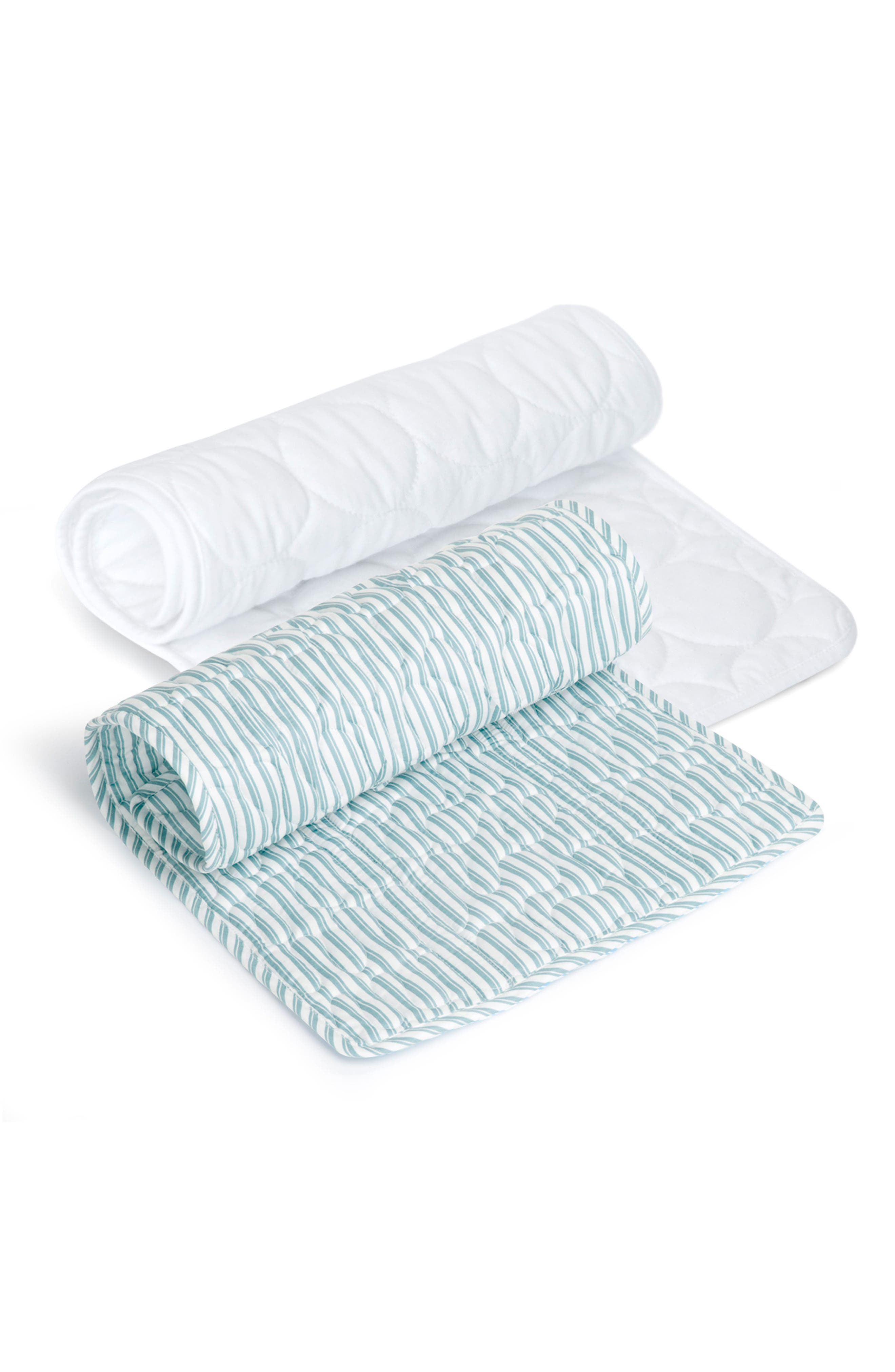 Oilo 2-Pack Changing Pad Toppers