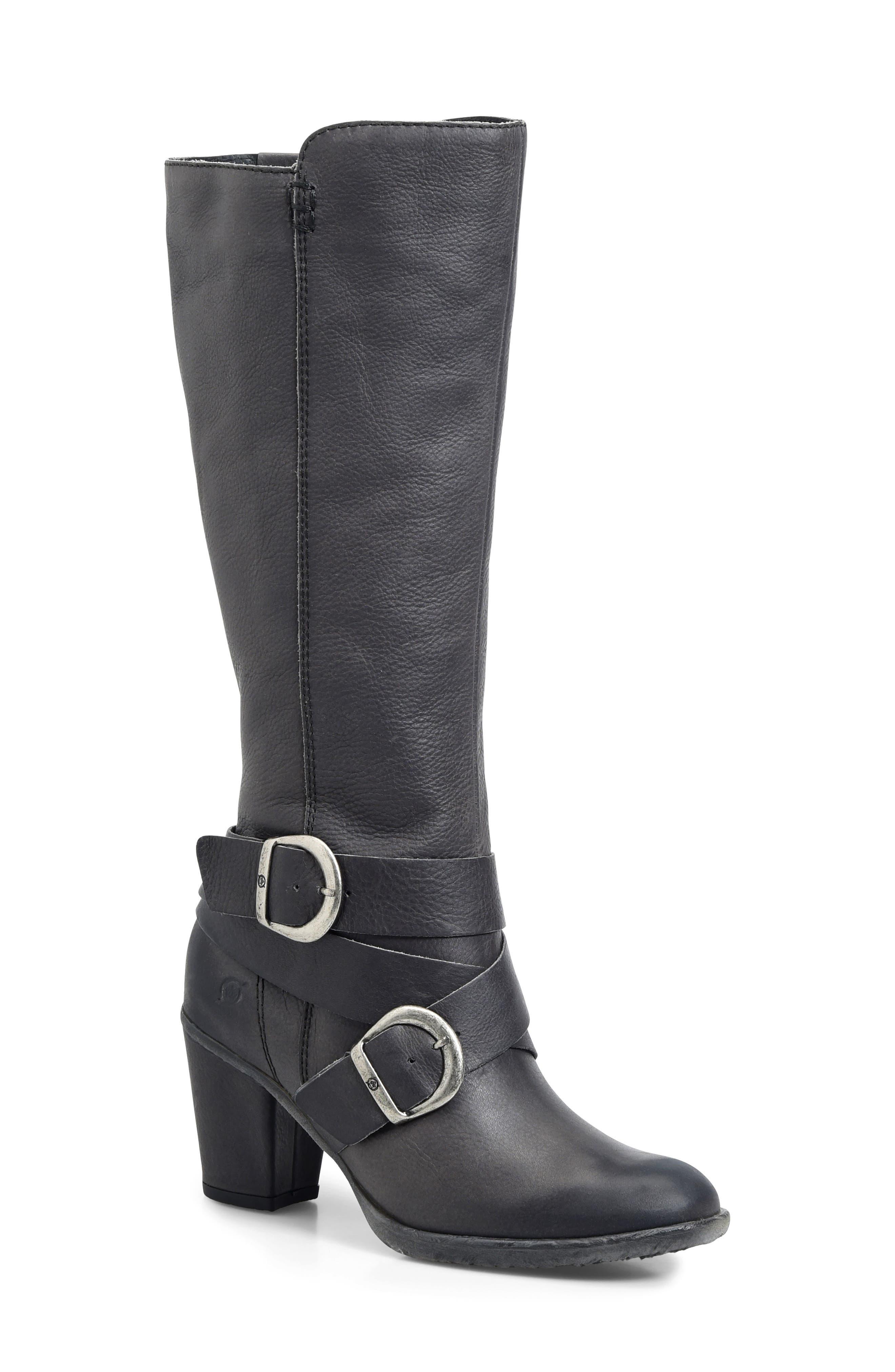 Børn Cresent Knee High Boot (Women)
