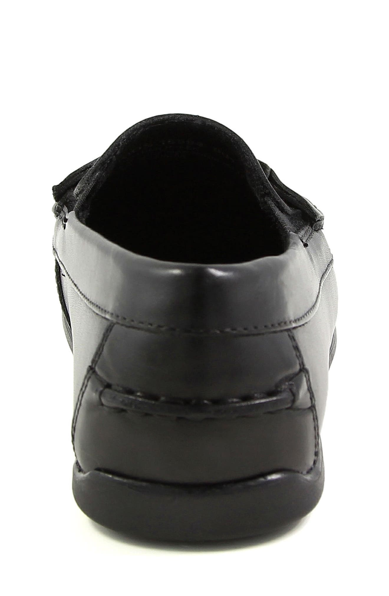 Alternate Image 8  - Florsheim Jasper Bit Jr Loafer (Toddler, Little Kid & Big Kid)