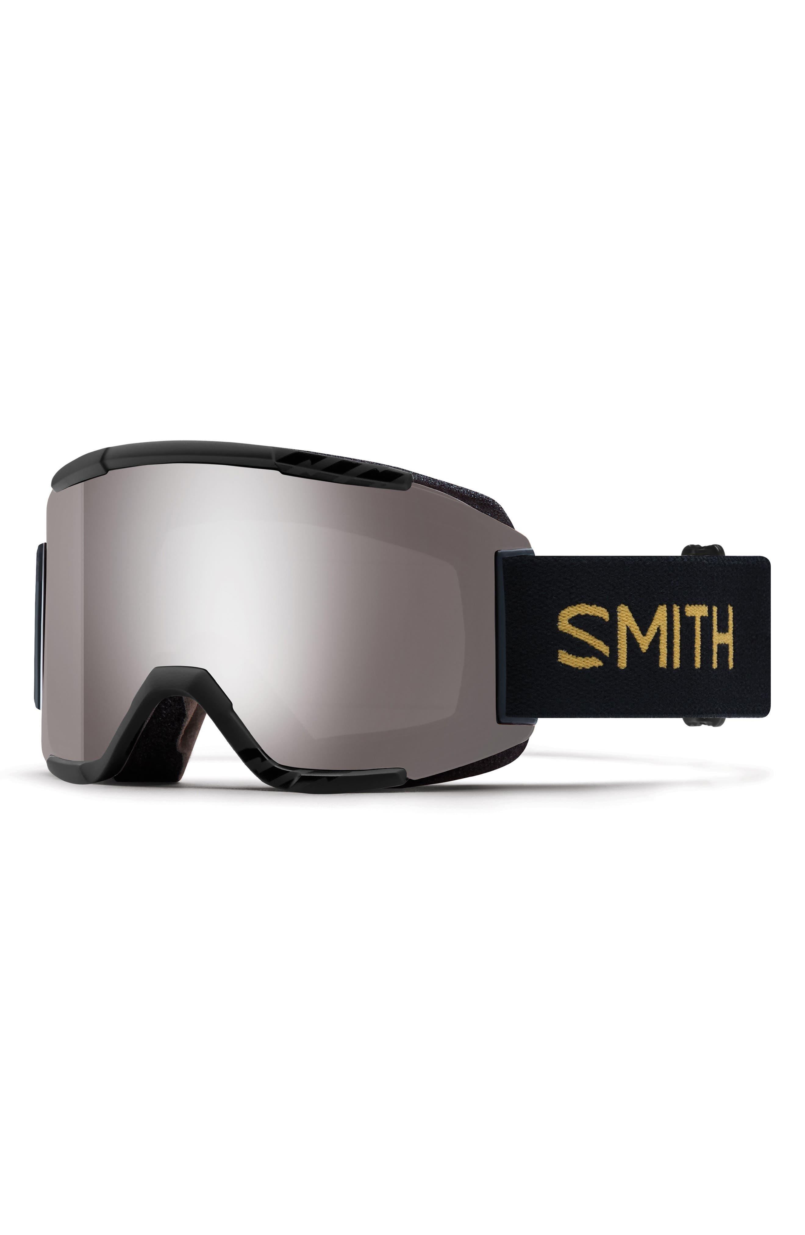Alternate Image 1 Selected - Smith Squad Chromapop 180mm Snow Goggles