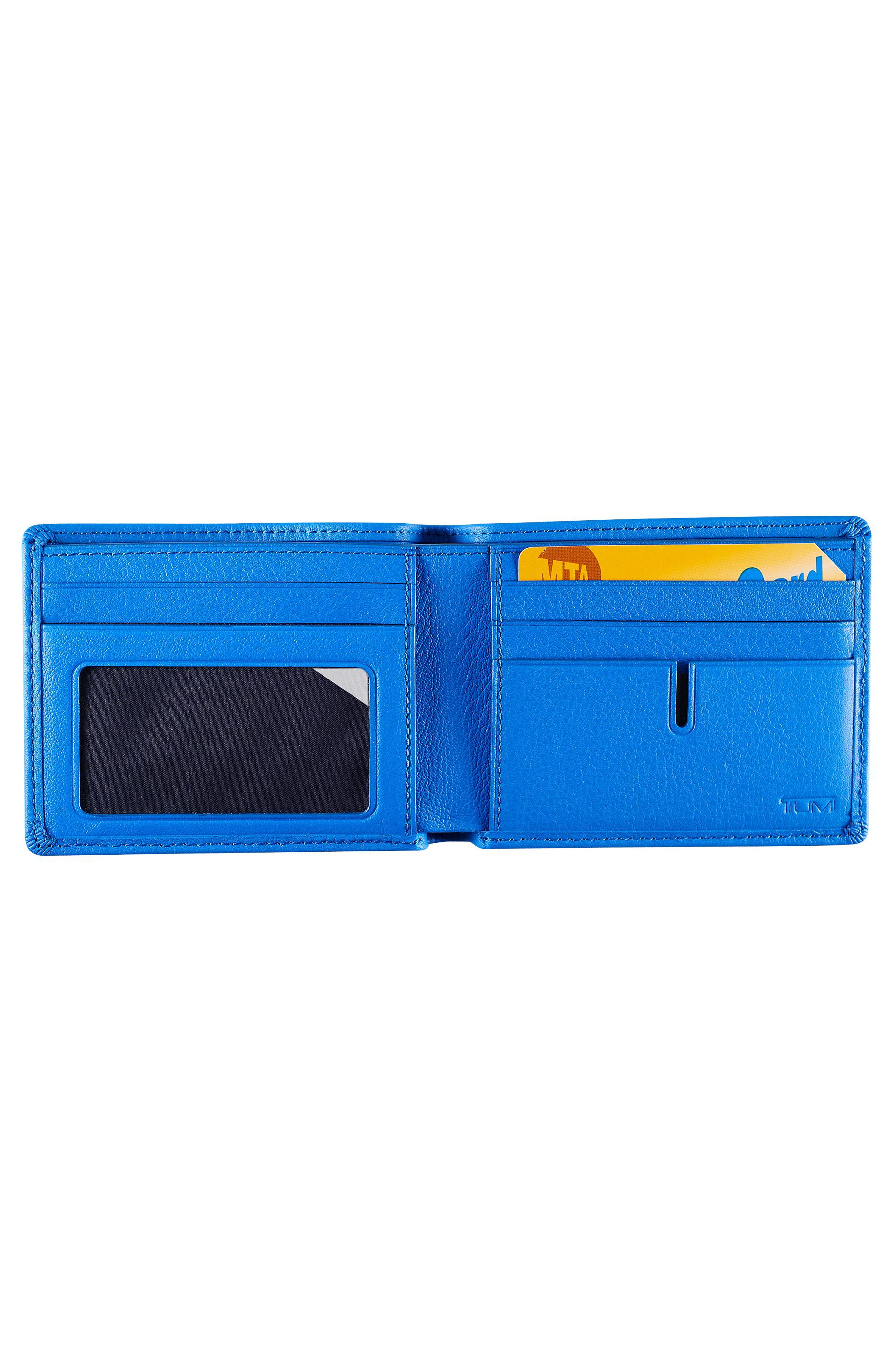 Alternate Image 2  - Tumi Leather Wallet