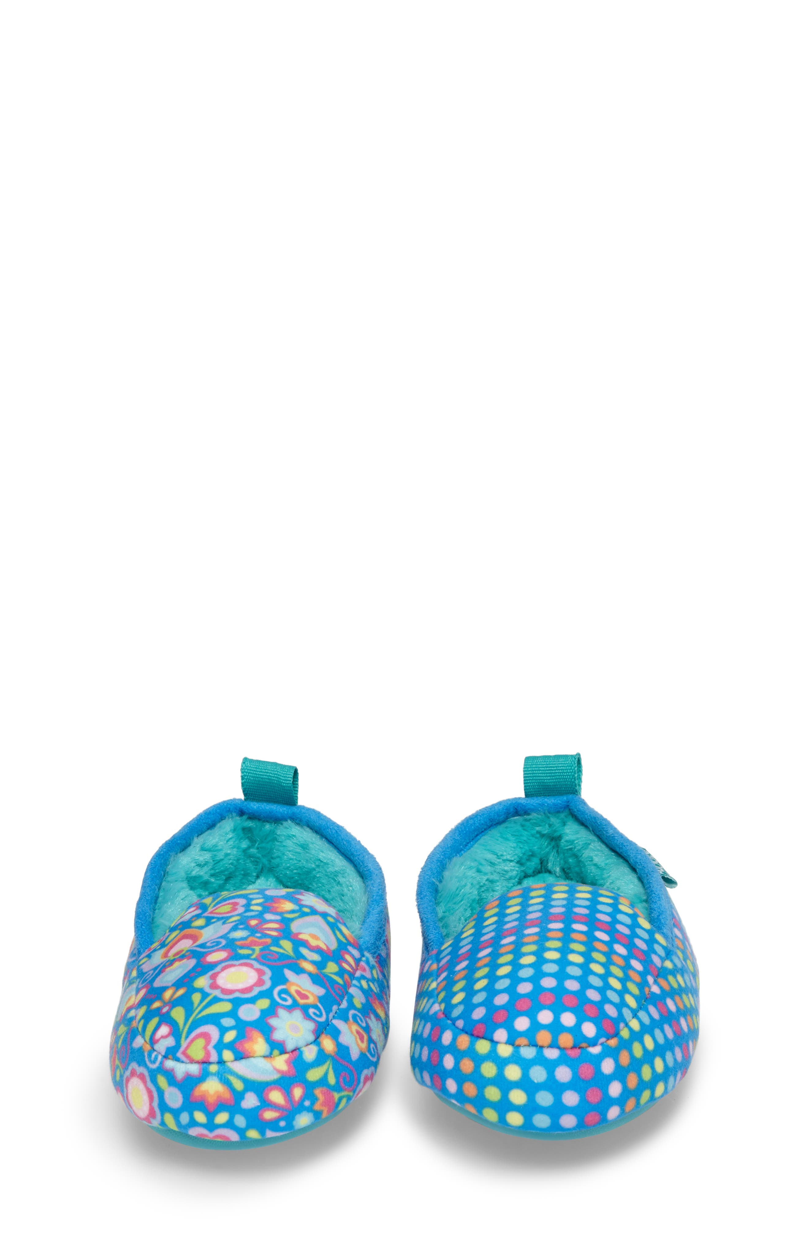 Alternate Image 4  - CHOOZE 'Slumber' Slippers (Toddler, Little Kid & Big Kid)