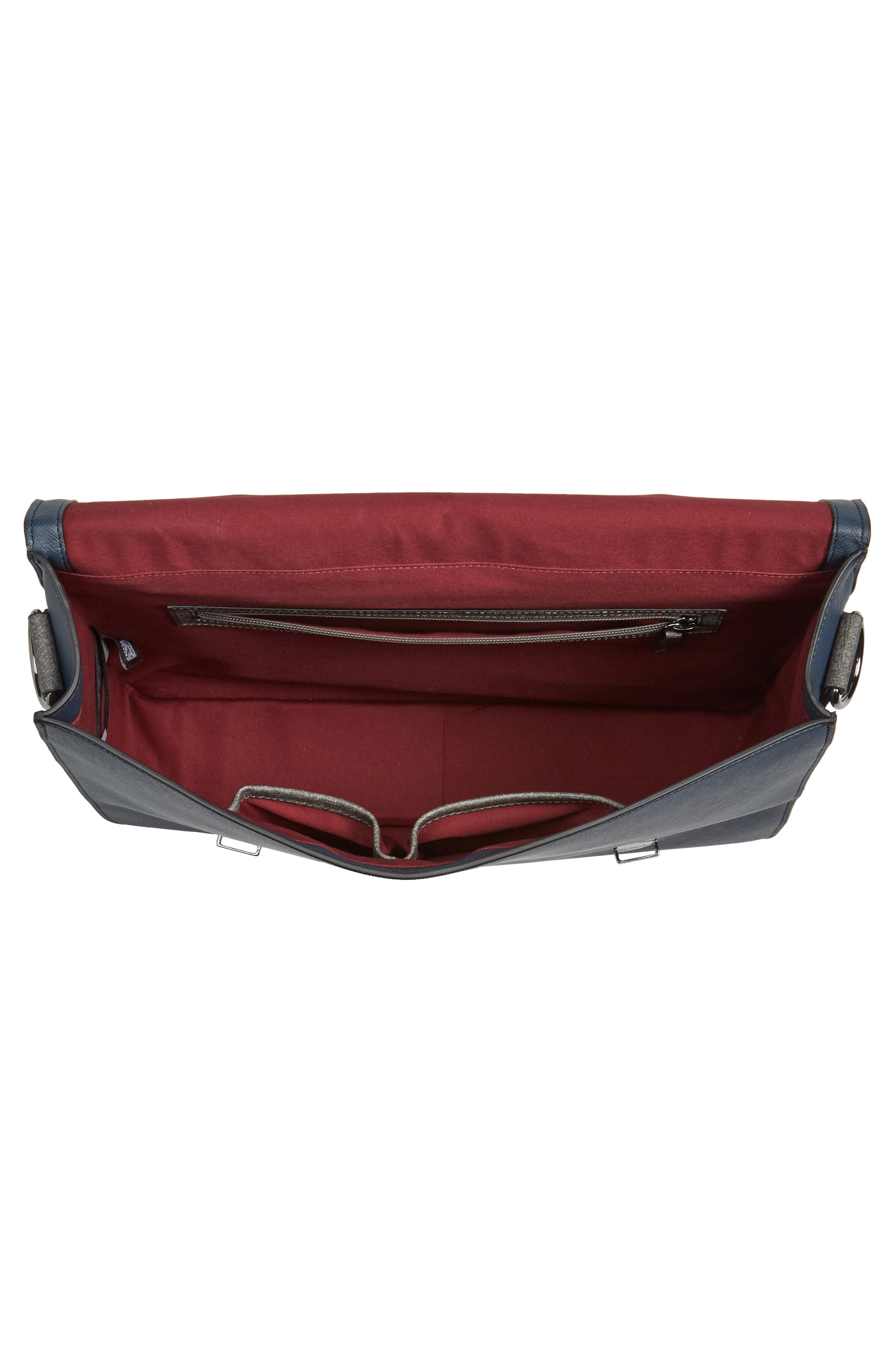 Alternate Image 4  - Ted Baker London Chase Messenger Bag