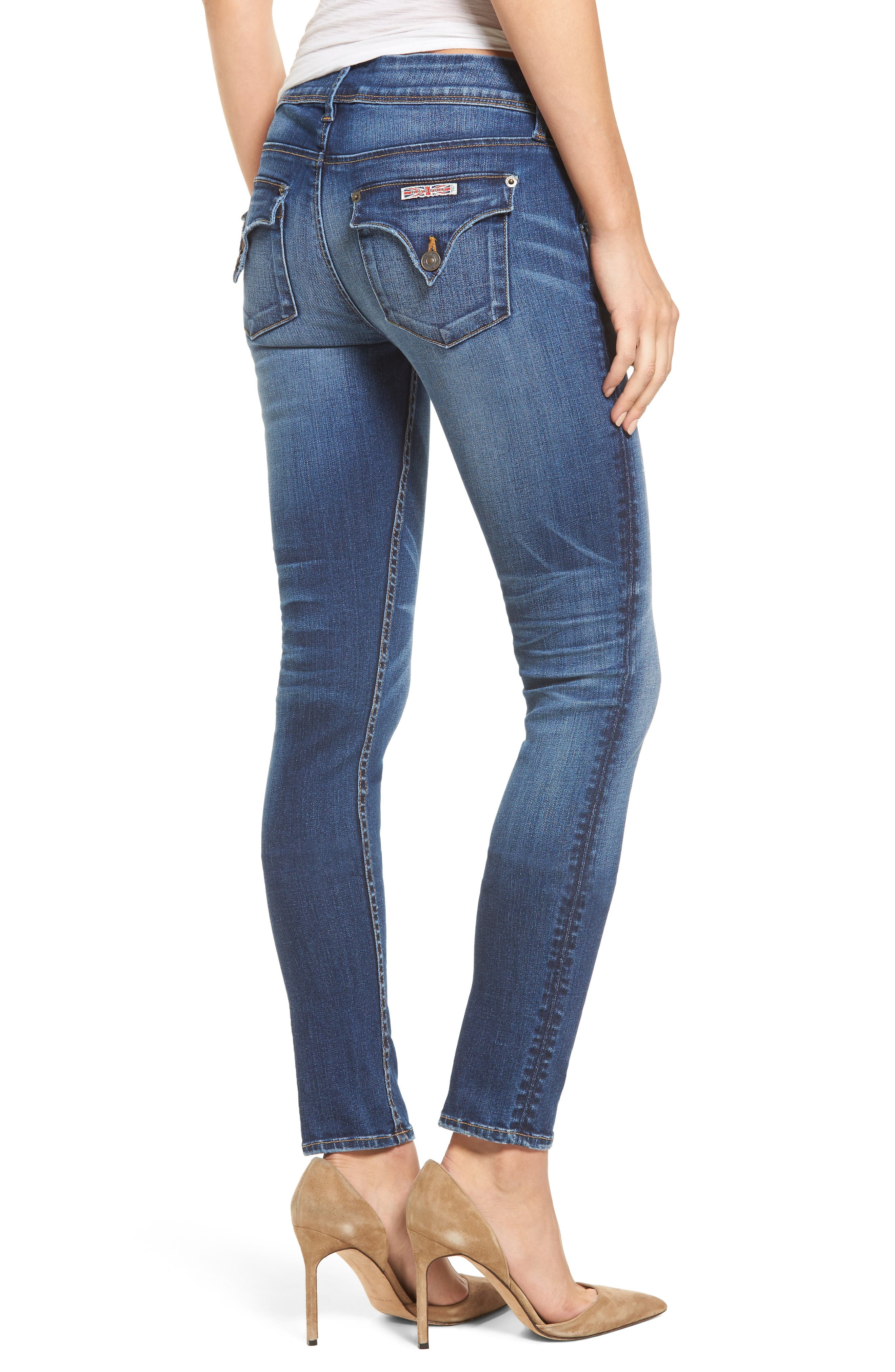 Collin Supermodel Skinny Jeans,                             Alternate thumbnail 2, color,                             Contender